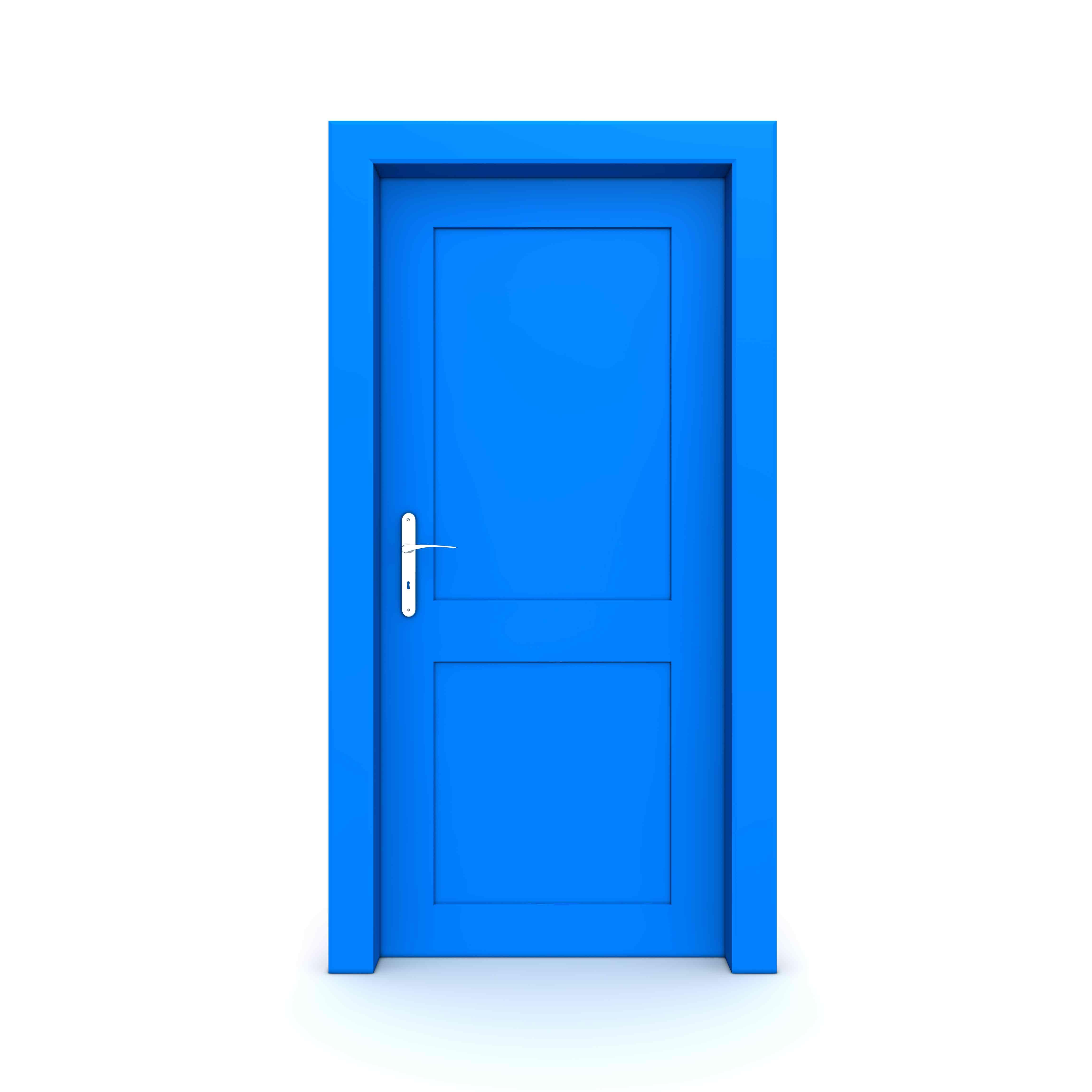 Florida Baseball Ranch » Blue door