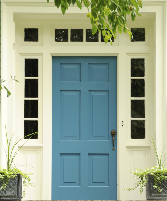 Front door photo