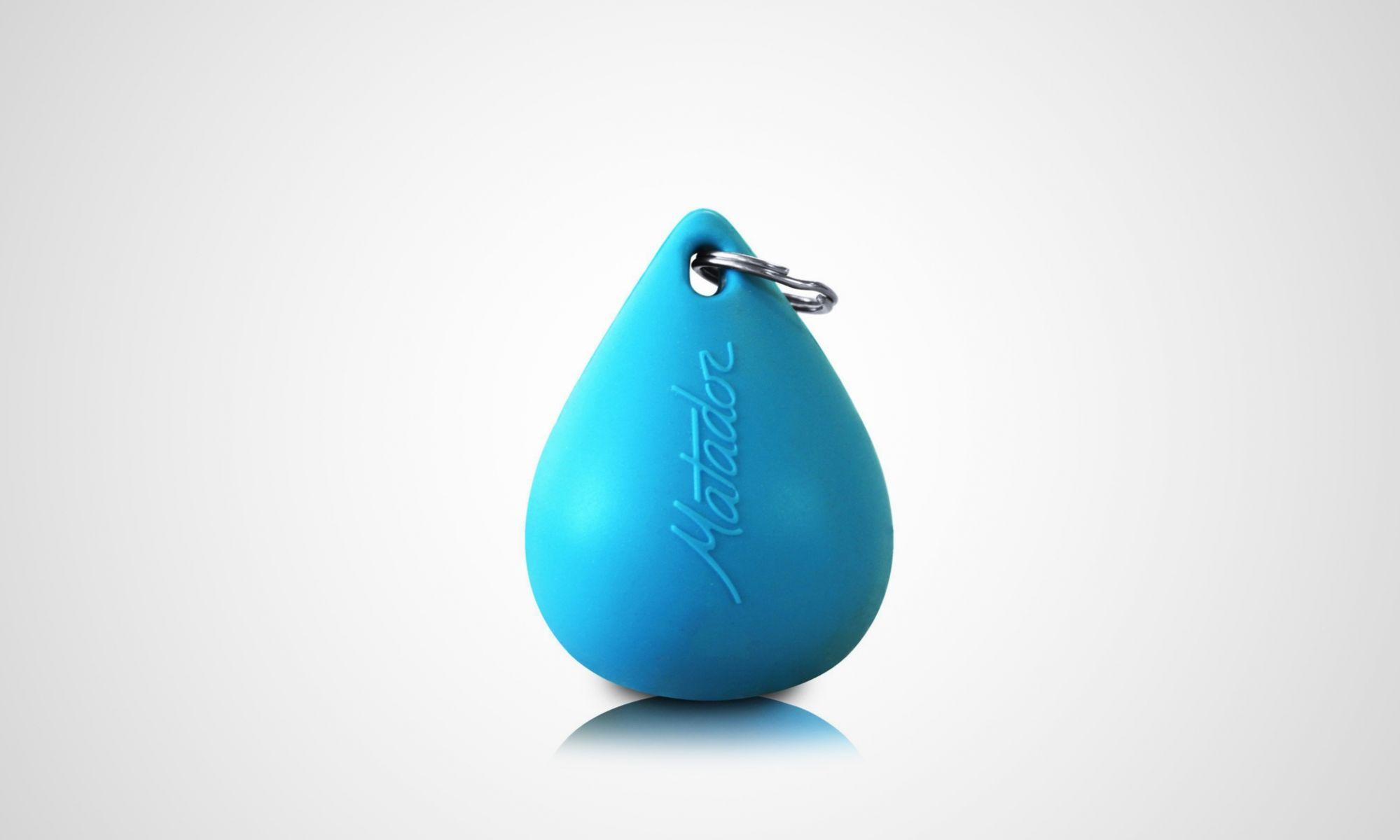 Matador Droplet dry bag keychain (blue) - MATDRS001B | 43einhalb ...
