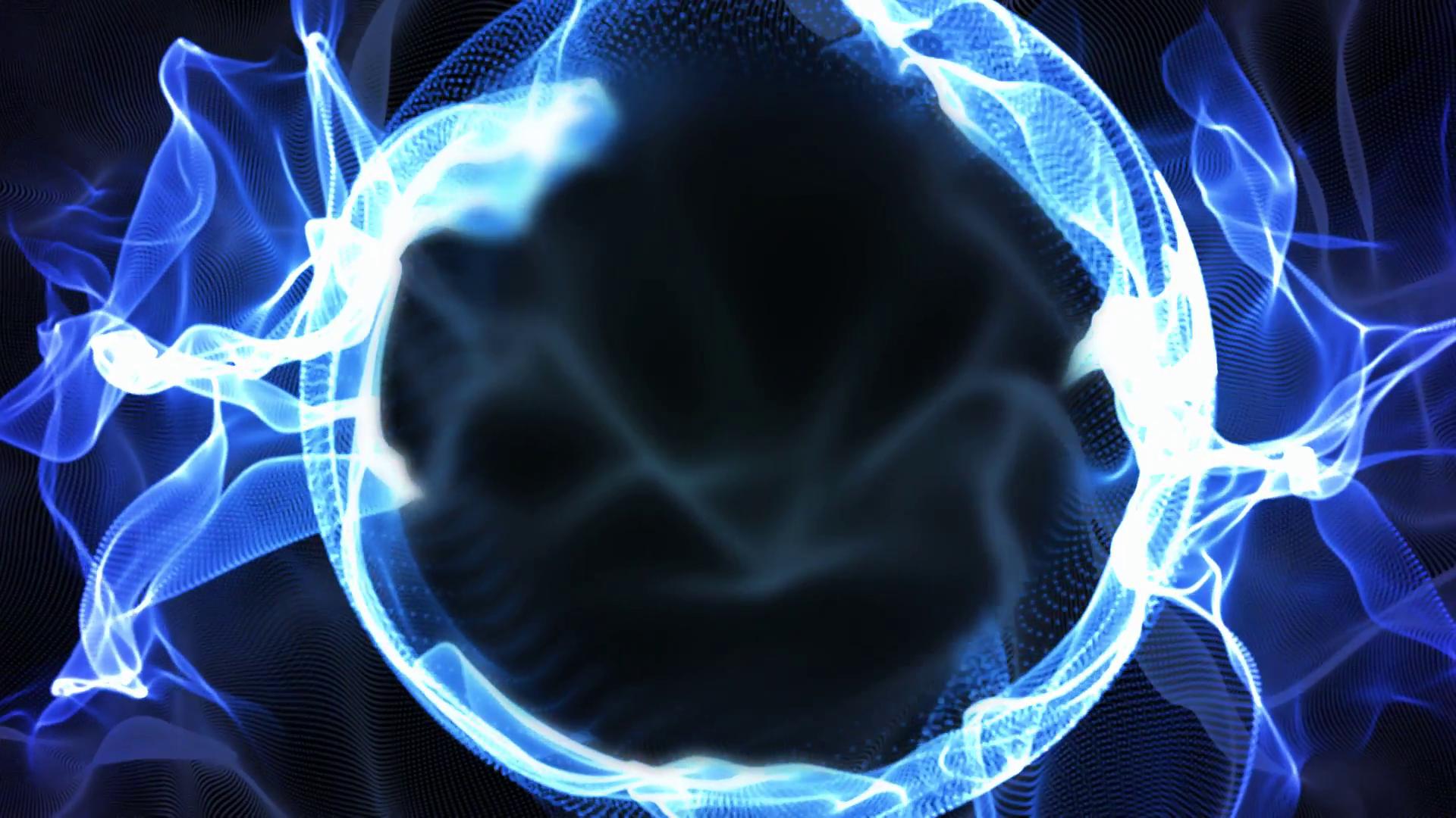Plasma abstract photo