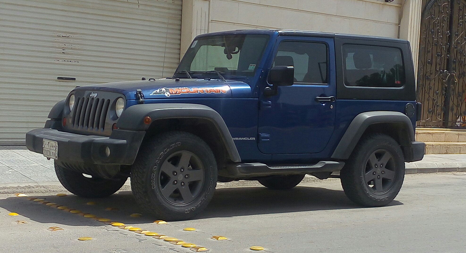 Blue Jeep, Auto, Automobile, Blue, Jeep, HQ Photo