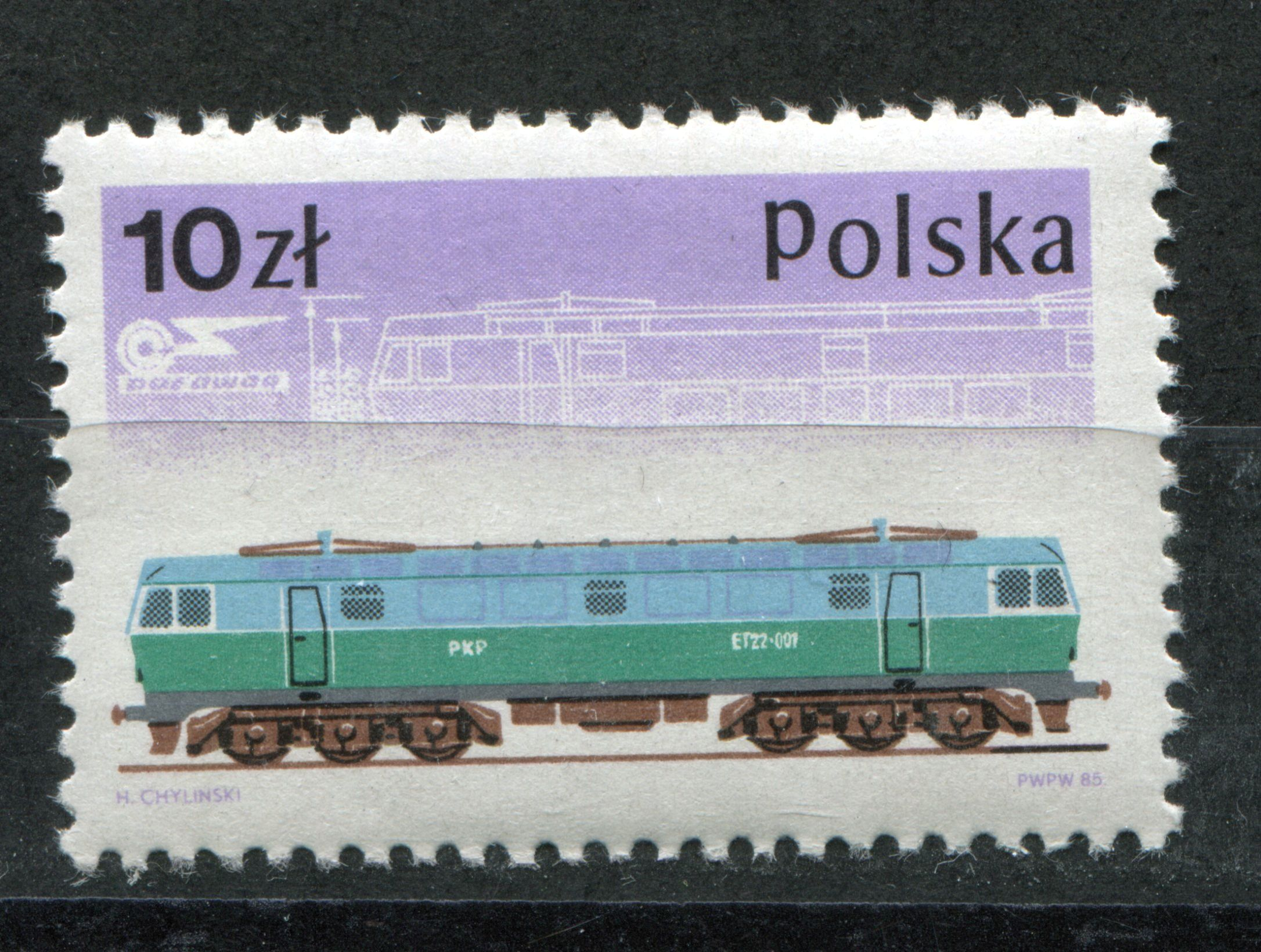 https://pl.wikipedia.org/wiki/Pafawag_201E   POSTAGE STAMPS ...