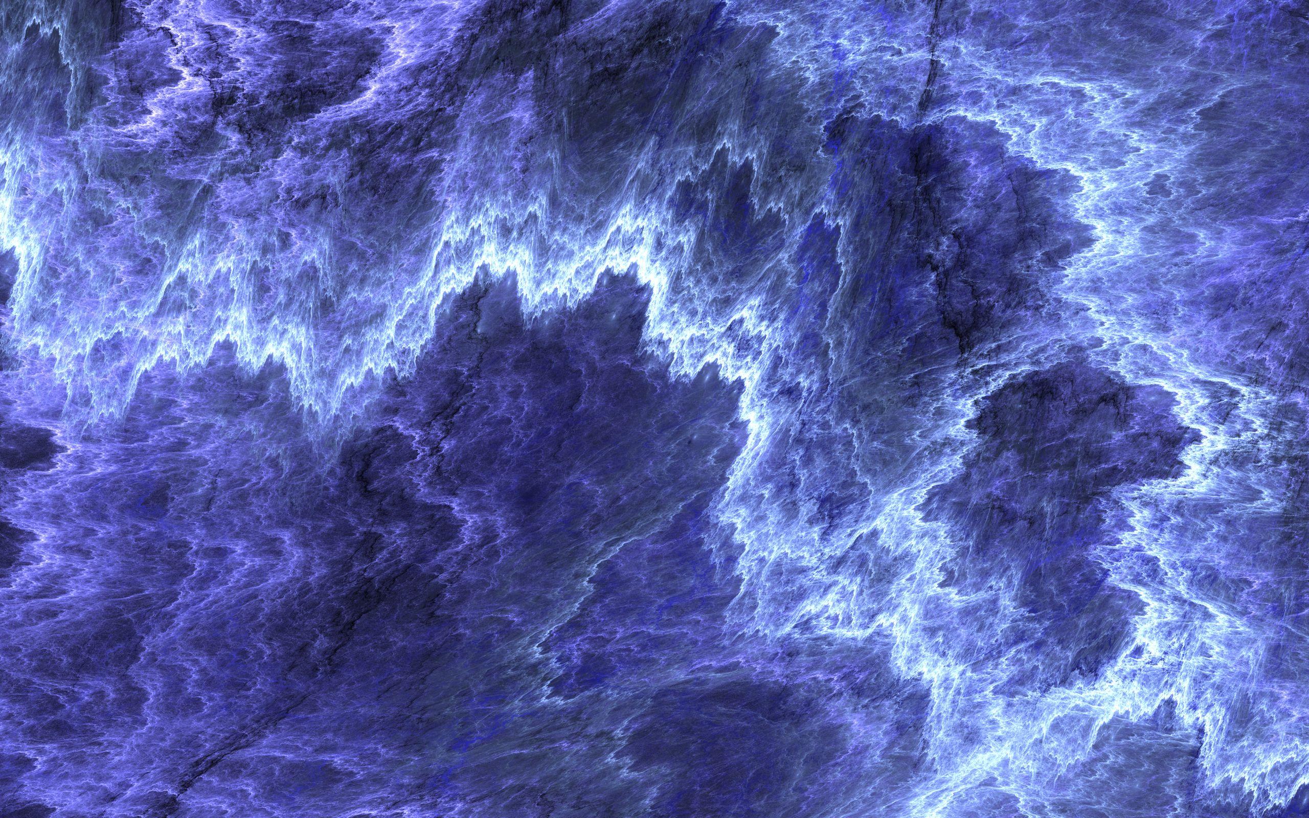 BurraMundi / Electric Blue Marble – Desktop/Wallpaper | Blue ...