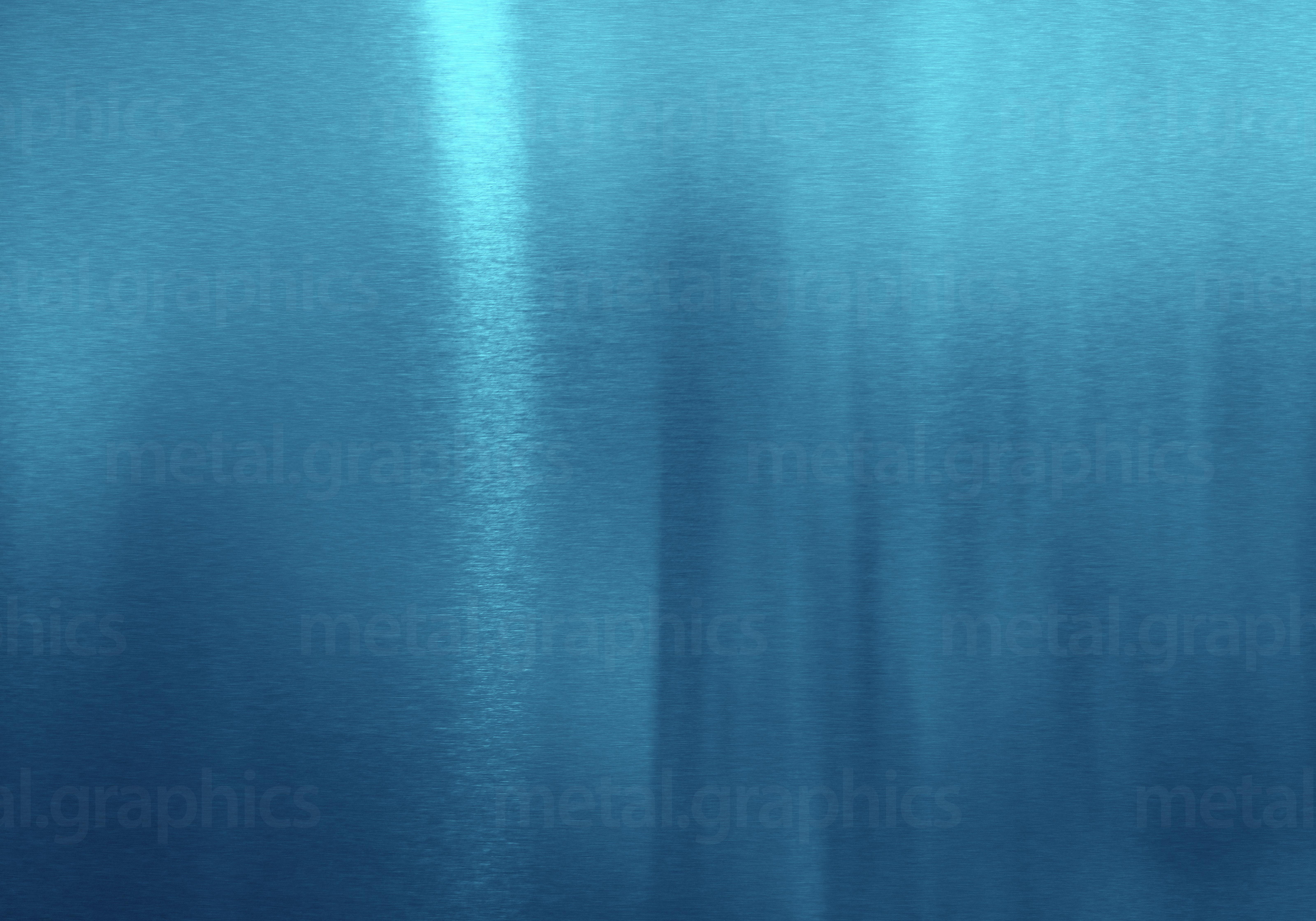 Sky blue metal - Metal Graphics