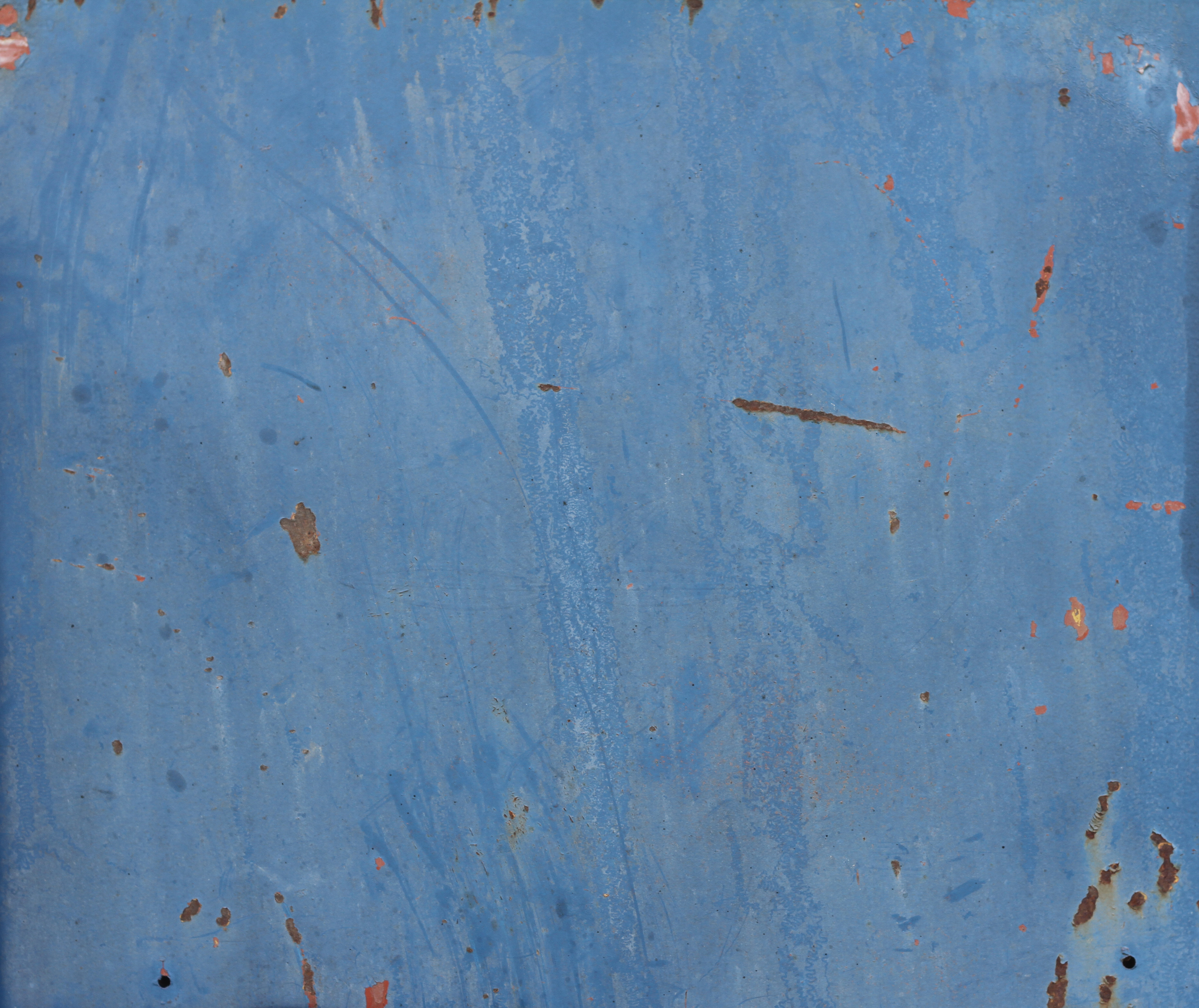 Grungy Blue Metal Texture - 14Textures