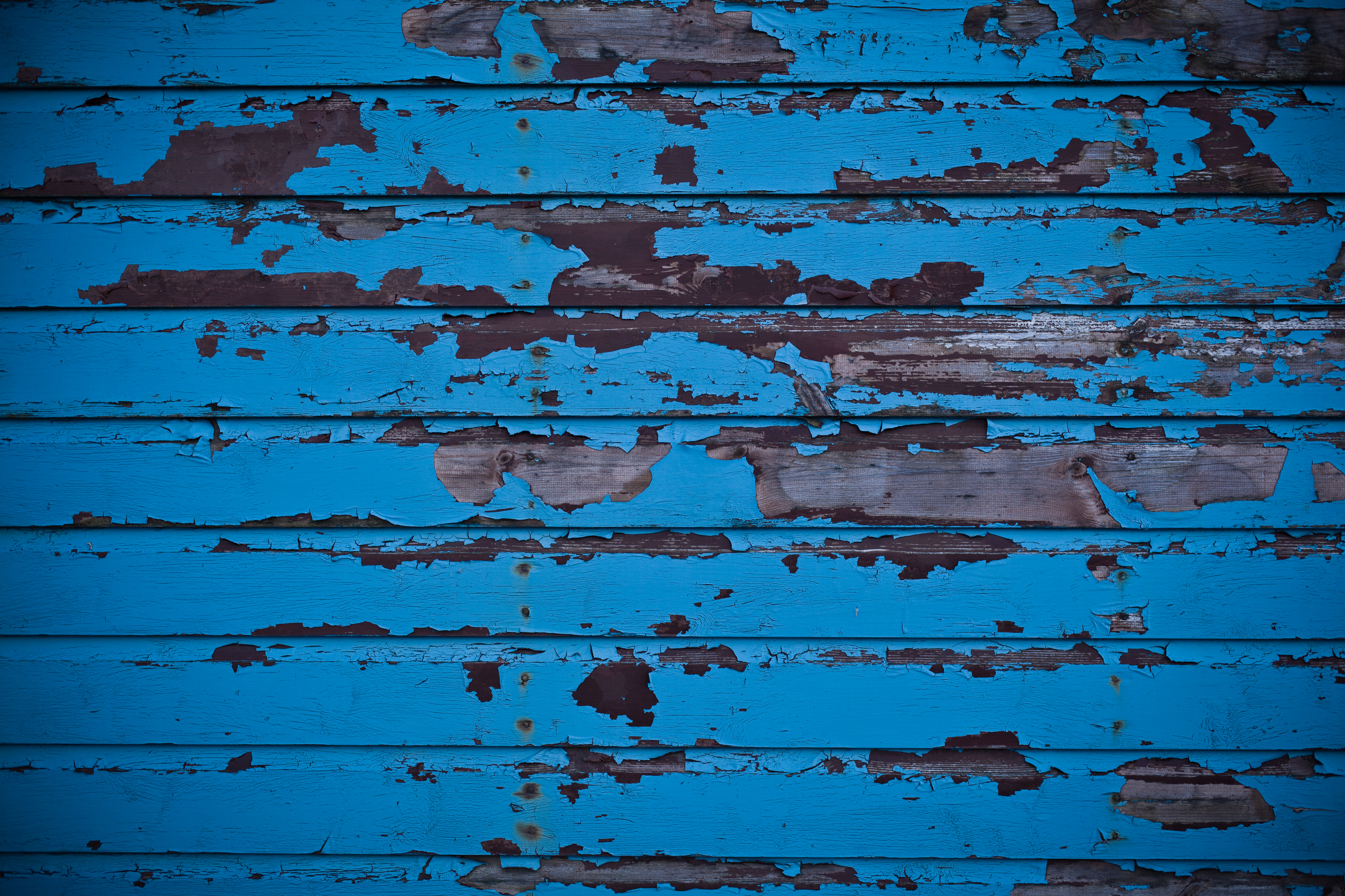 blue peeled paint garage door texture peeling peeled surface wall hq