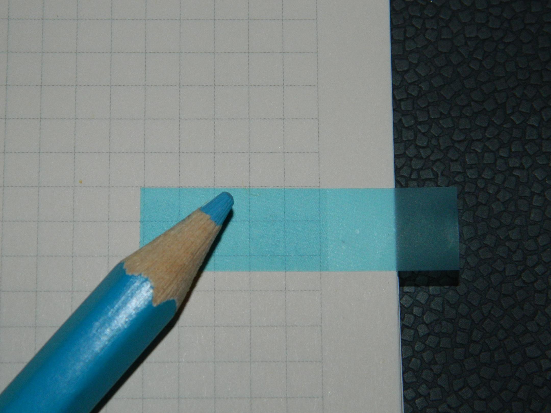 Blue Pencil, Paper, Pencil, Notebook, Color, HQ Photo