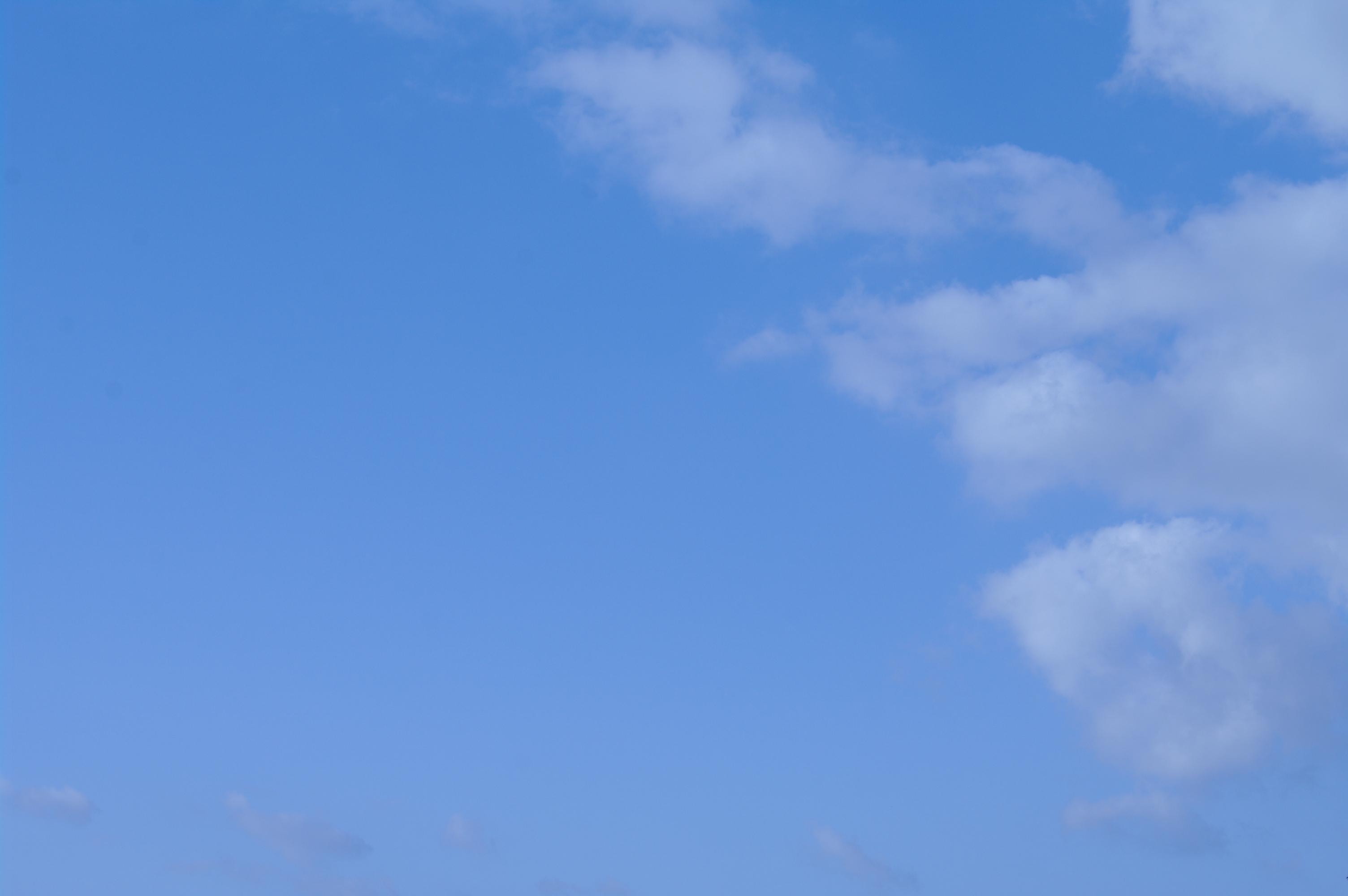 Blue sky, Sky, White, Skies, Puffy, HQ Photo