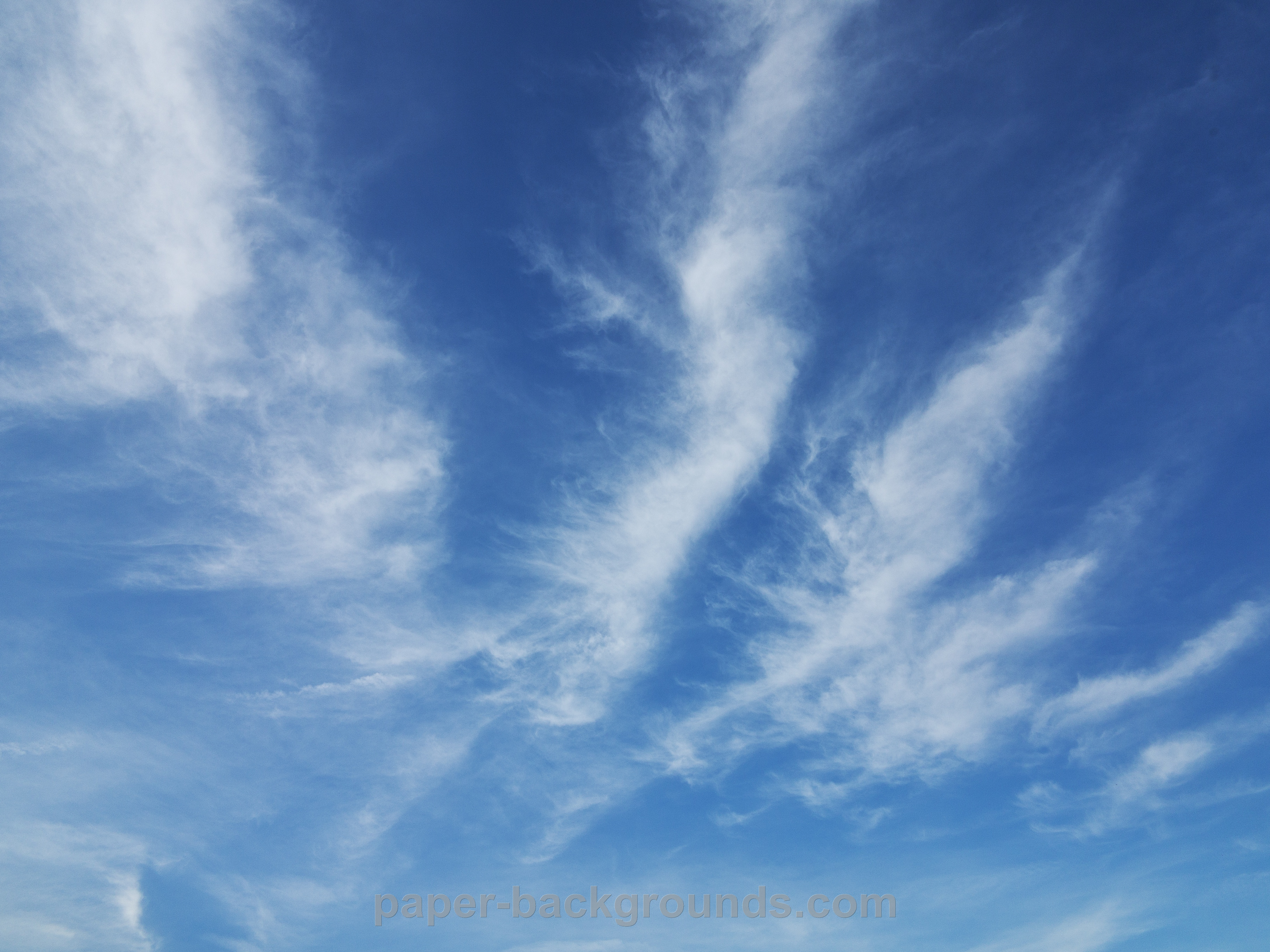 Paper Backgrounds   blue-sky-clouds-background