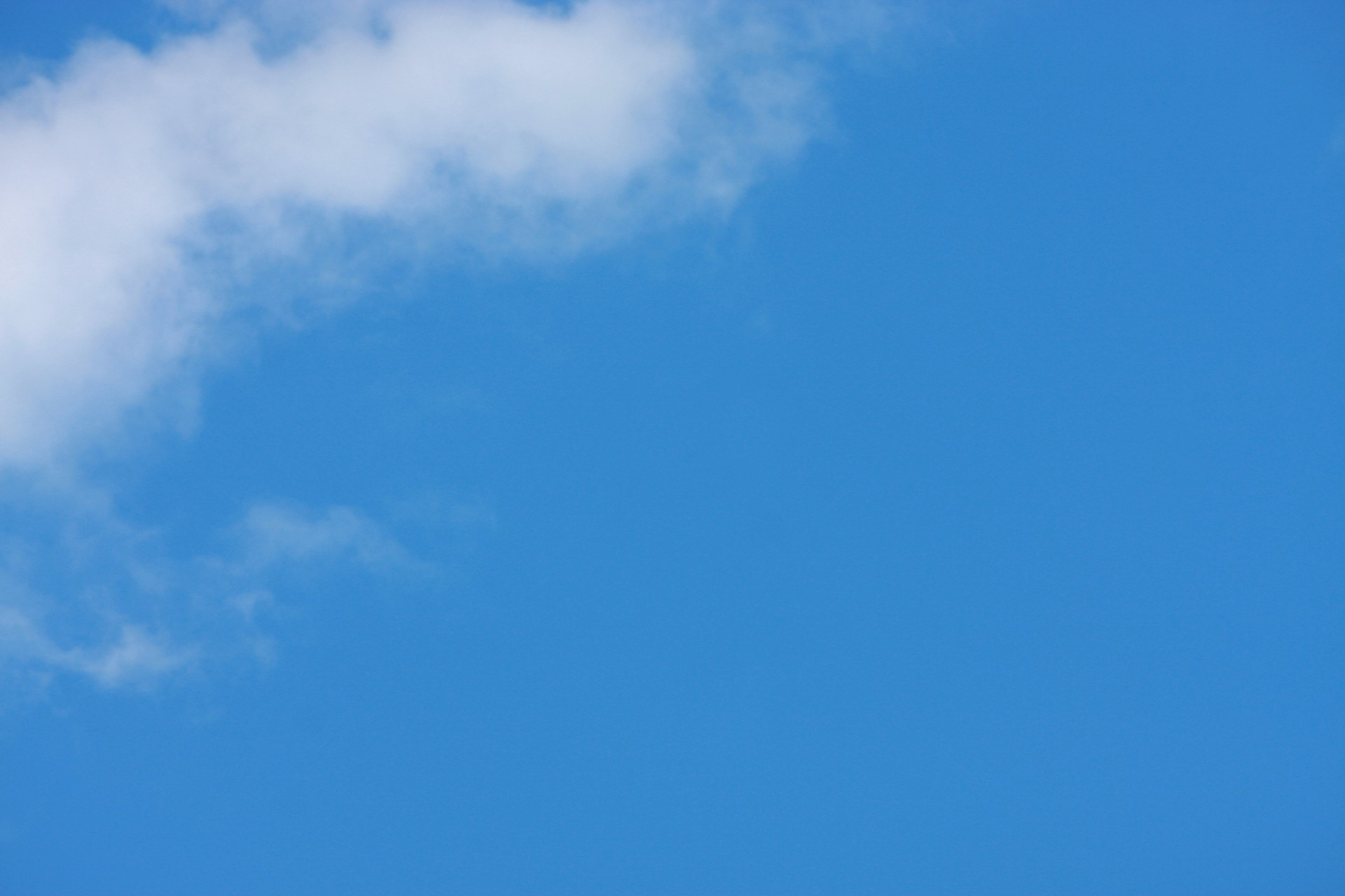 Blue Sky Background Wallpaper Free Stock Photo - Public Domain Pictures