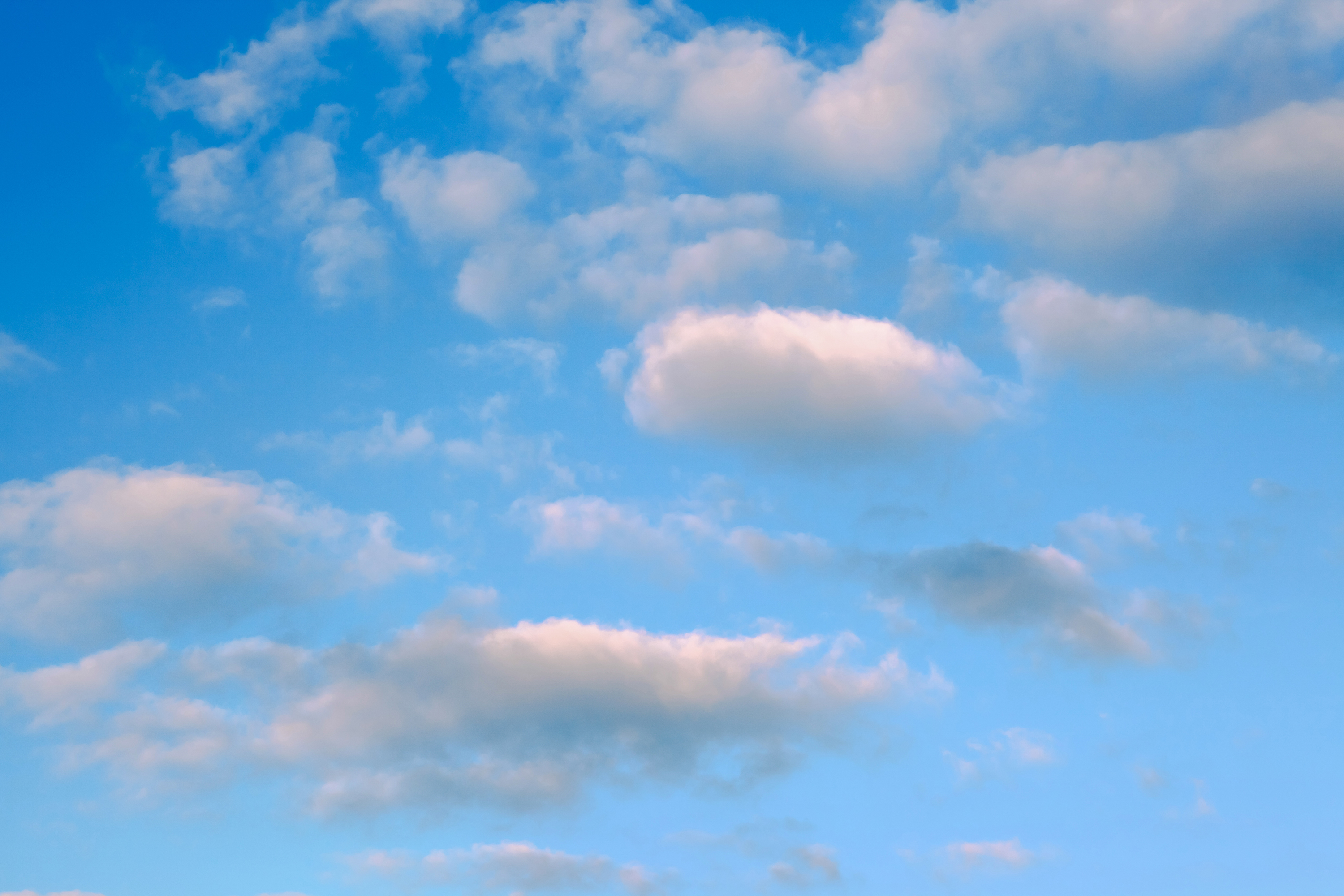 Blue Sky Background, Open, Outdoors, Overcast, Nature, HQ Photo