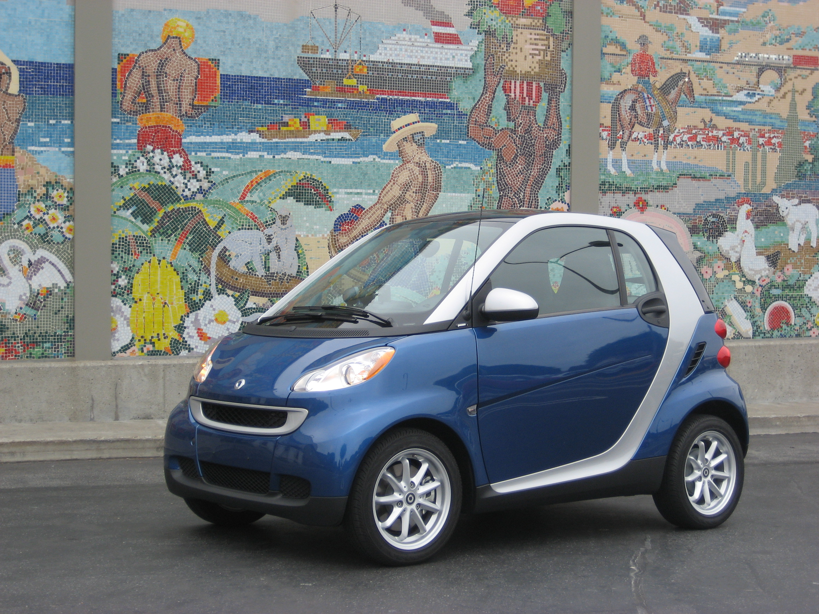 2008 Smart Fortwo Photos, Informations, Articles - BestCarMag.com