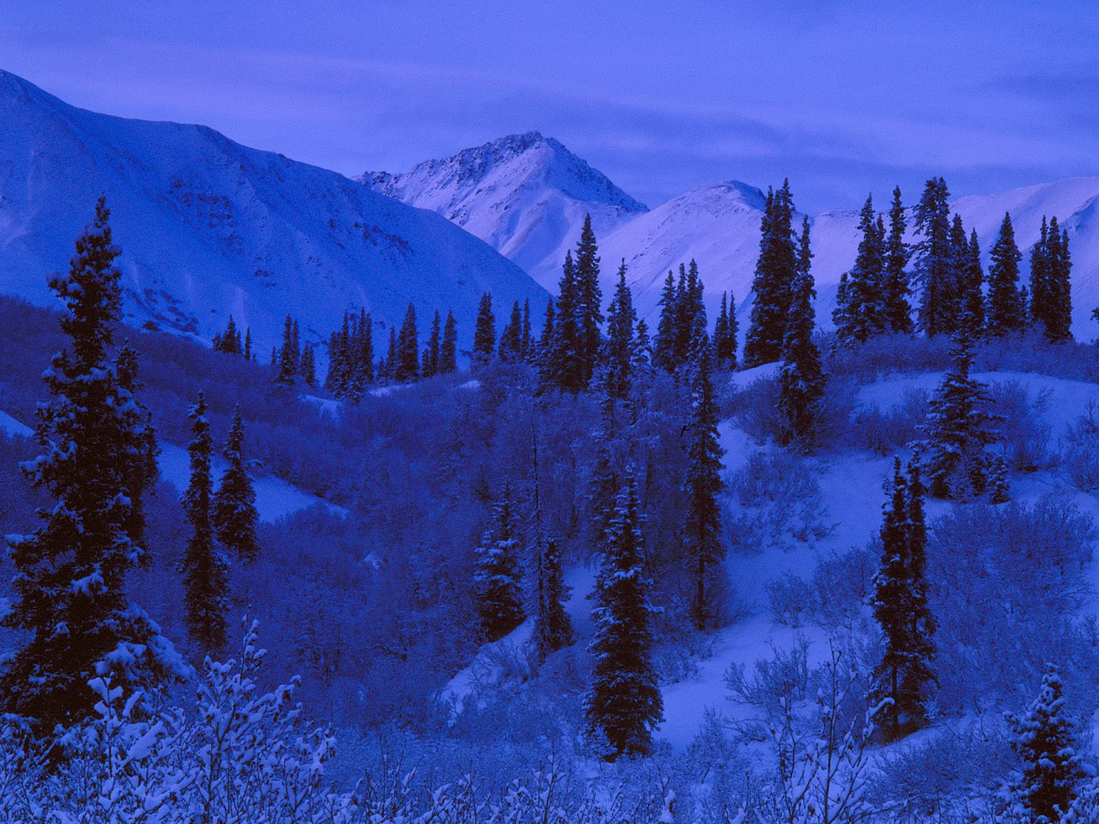 Blue snow shades wallpapers | Blue snow shades stock photos