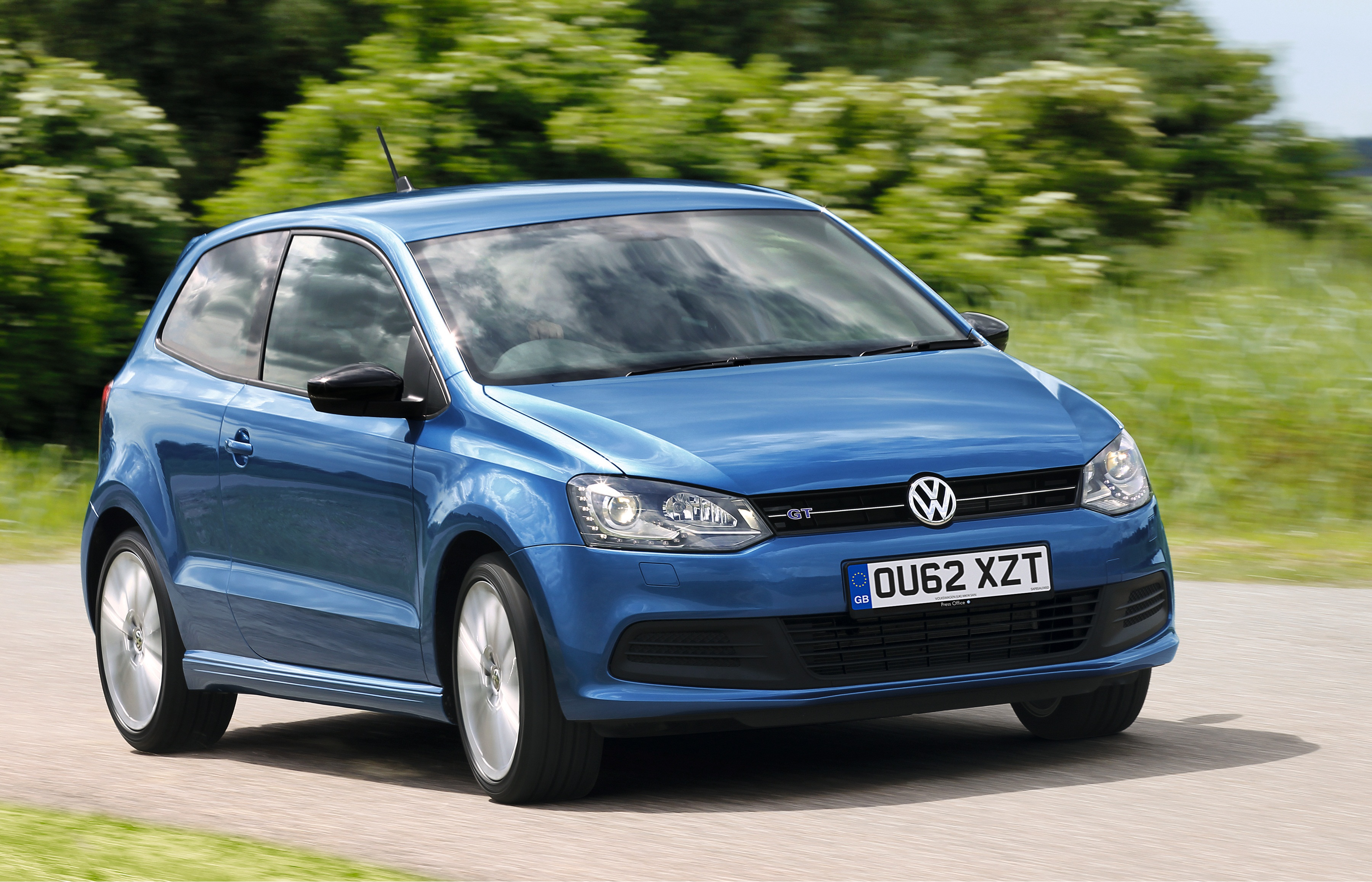 2013 Volkswagen Polo BlueGT Review - Top Speed