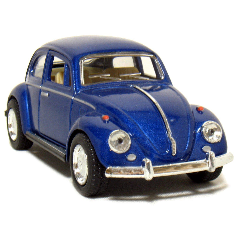 Blue volkswagen beetle photo
