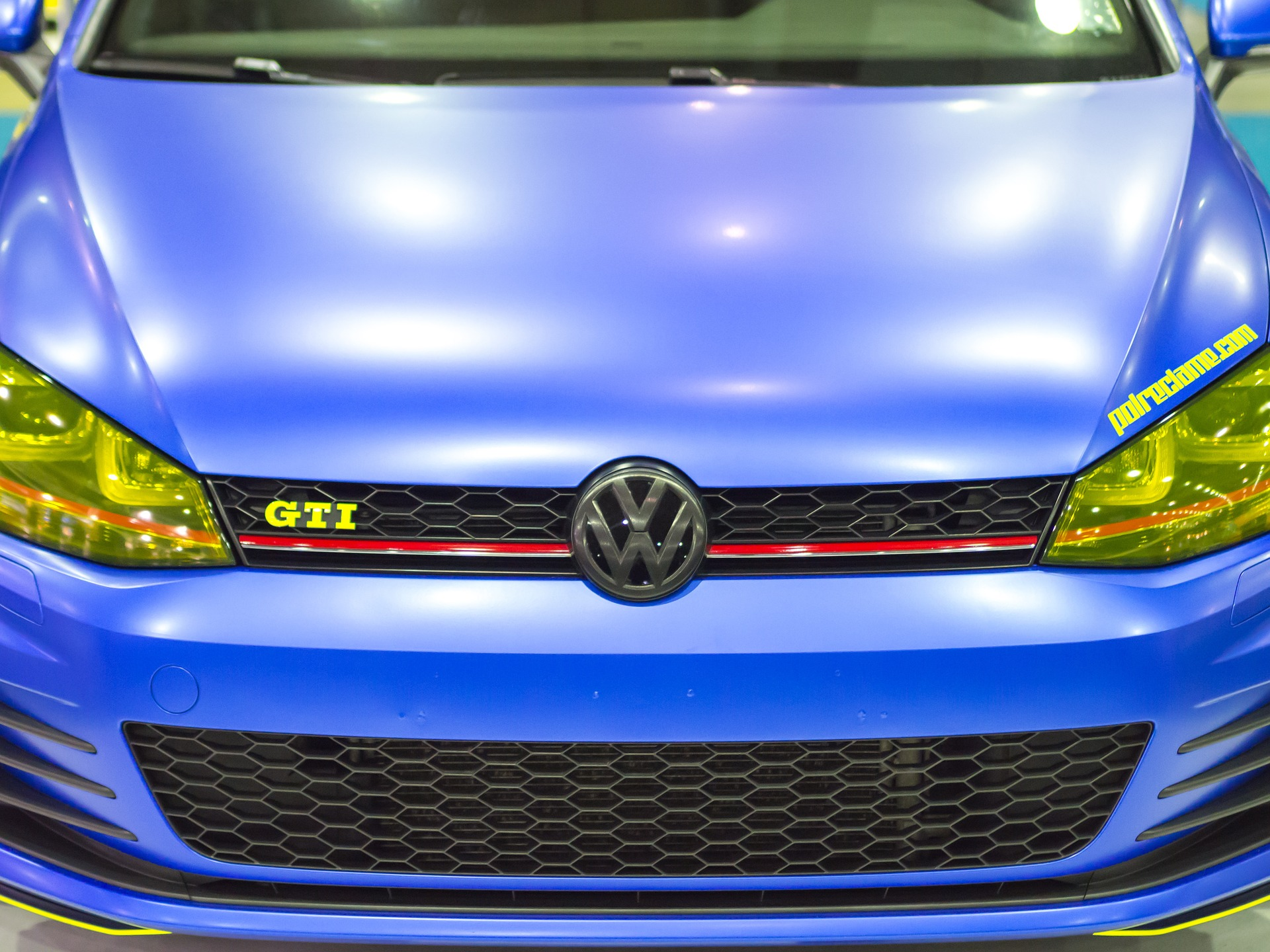 Blue Volkswagen, Auto, Automobile, Blue, Car, HQ Photo