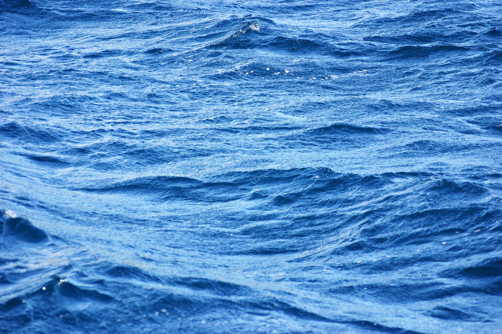 Blue water, Blue, Ocean, Sea, Water, HQ Photo