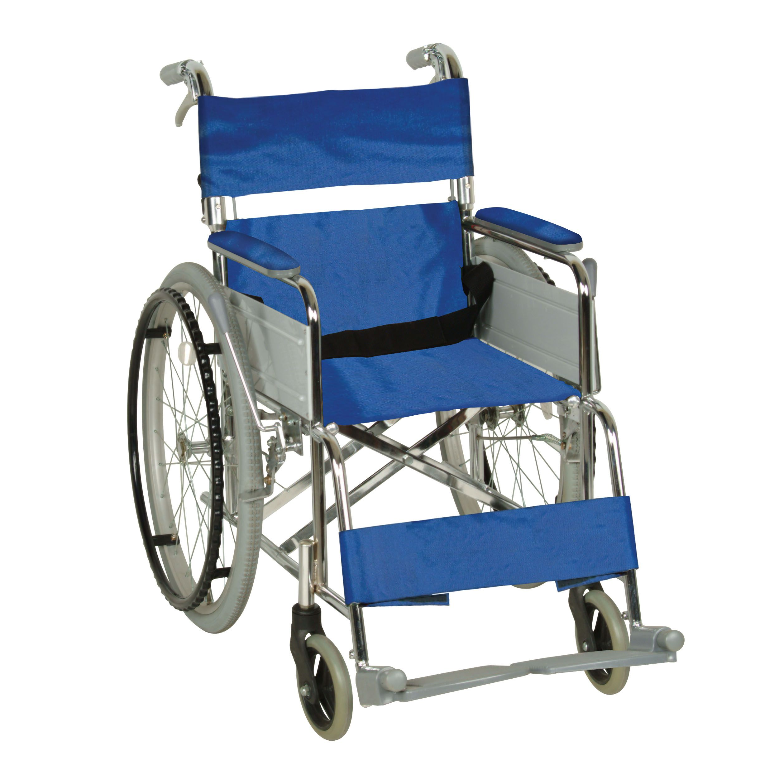 Free photo: Blue Wheel Chairs - transportation system, street ...