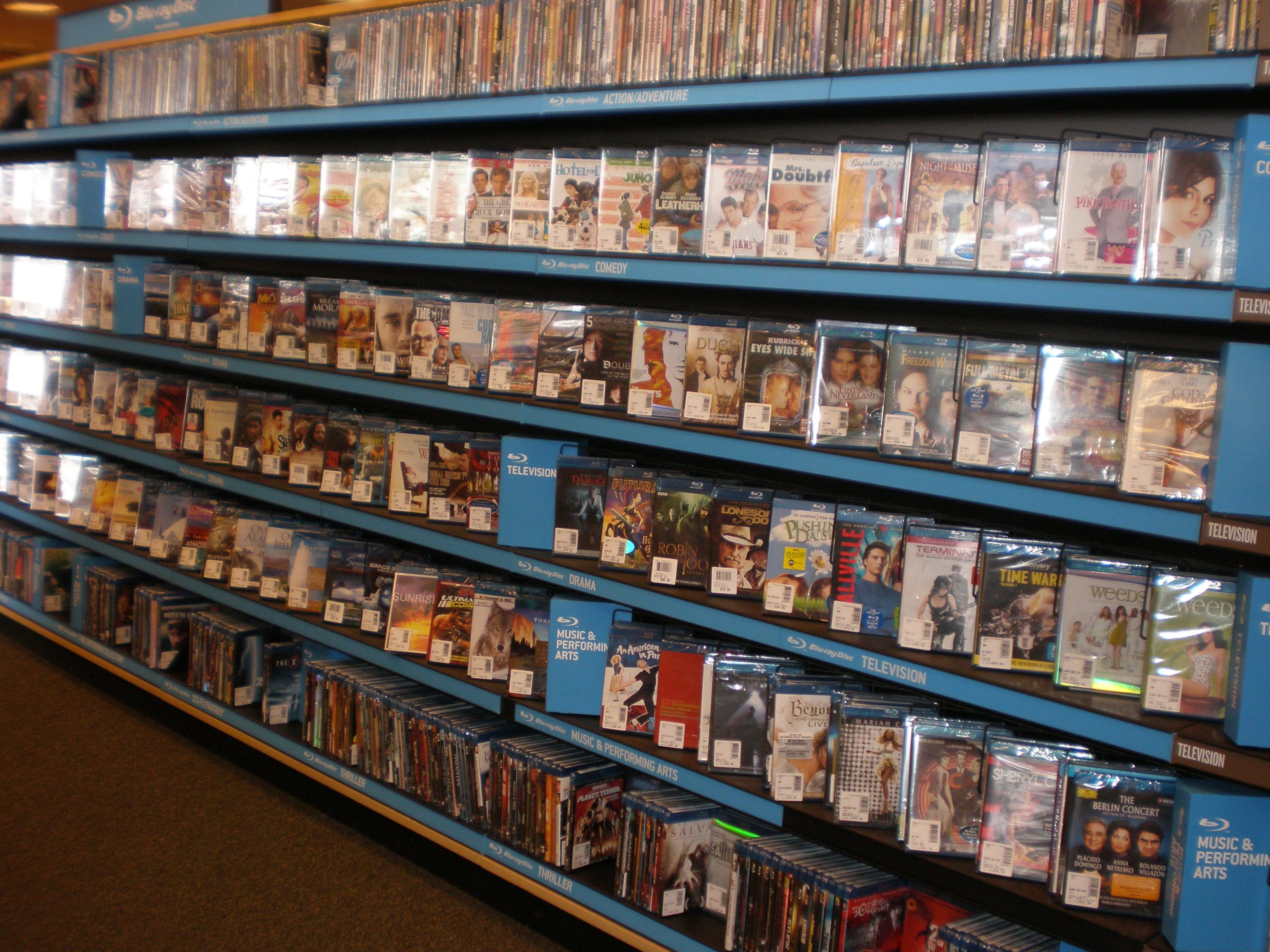 File:Blu-rays at Barnes & Noble, Tanforan.JPG - Wikimedia Commons