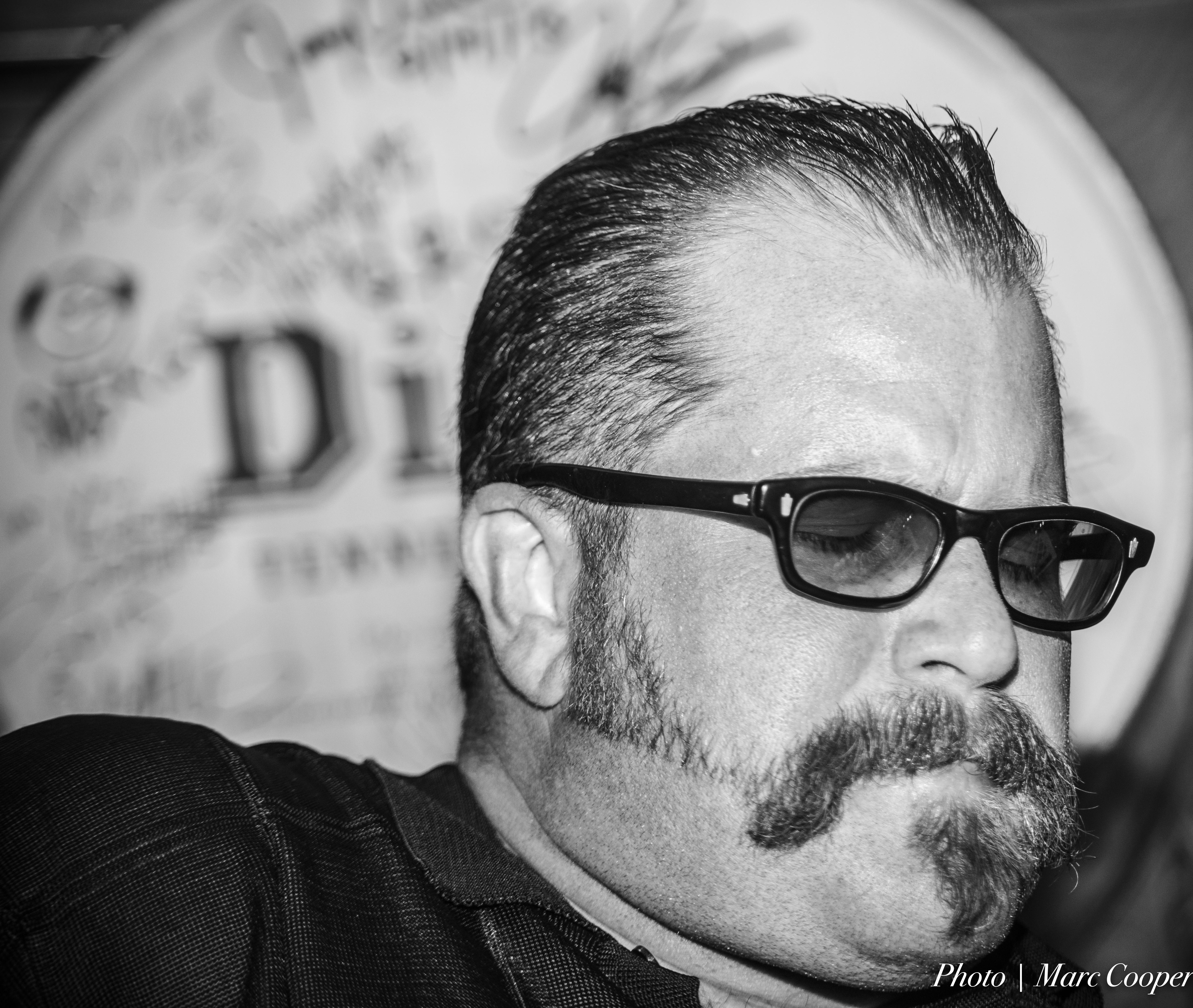 Blues Guitarist Johnny Main, Angeles, Los, Southern, Portrait, HQ Photo