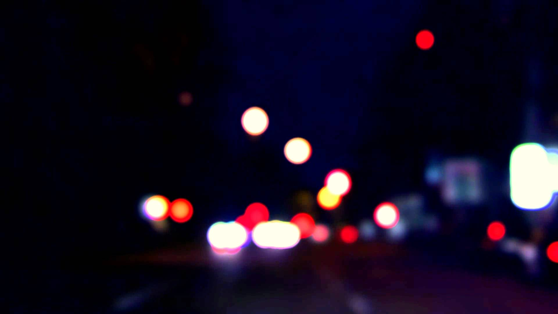Action Cut Blurred Traffic & Lights Collection - Free Footage - Full ...