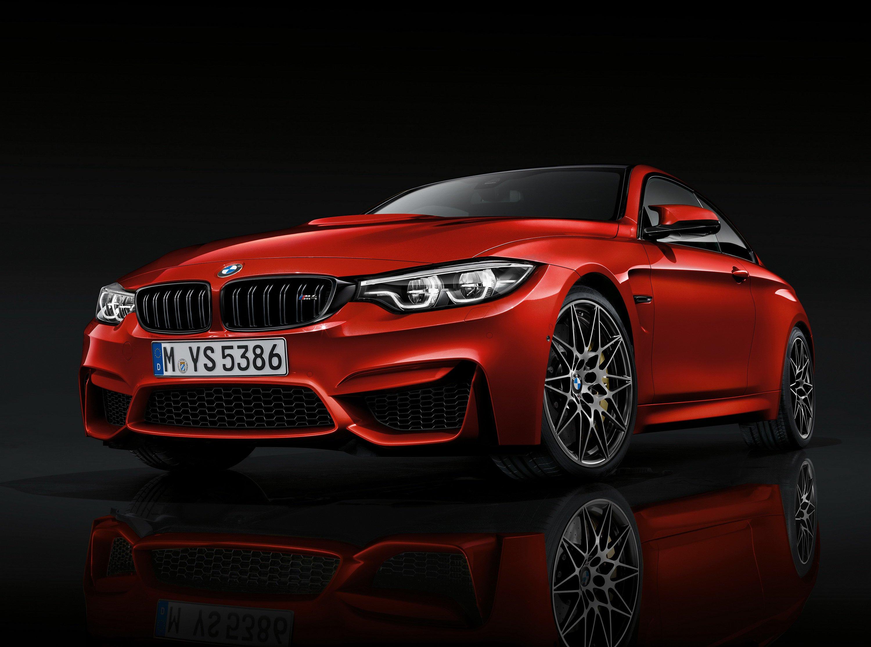 2018 BMW M4   Top Speed