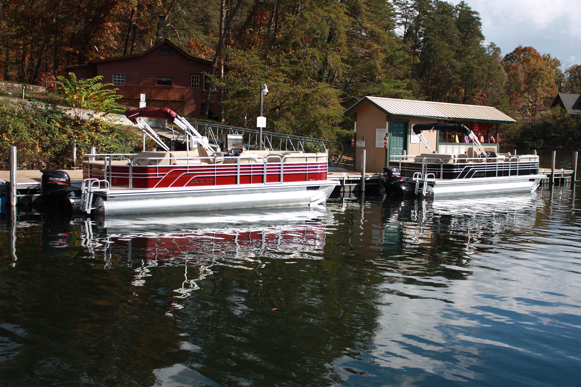 Boat Rentals - Ocoee Inn
