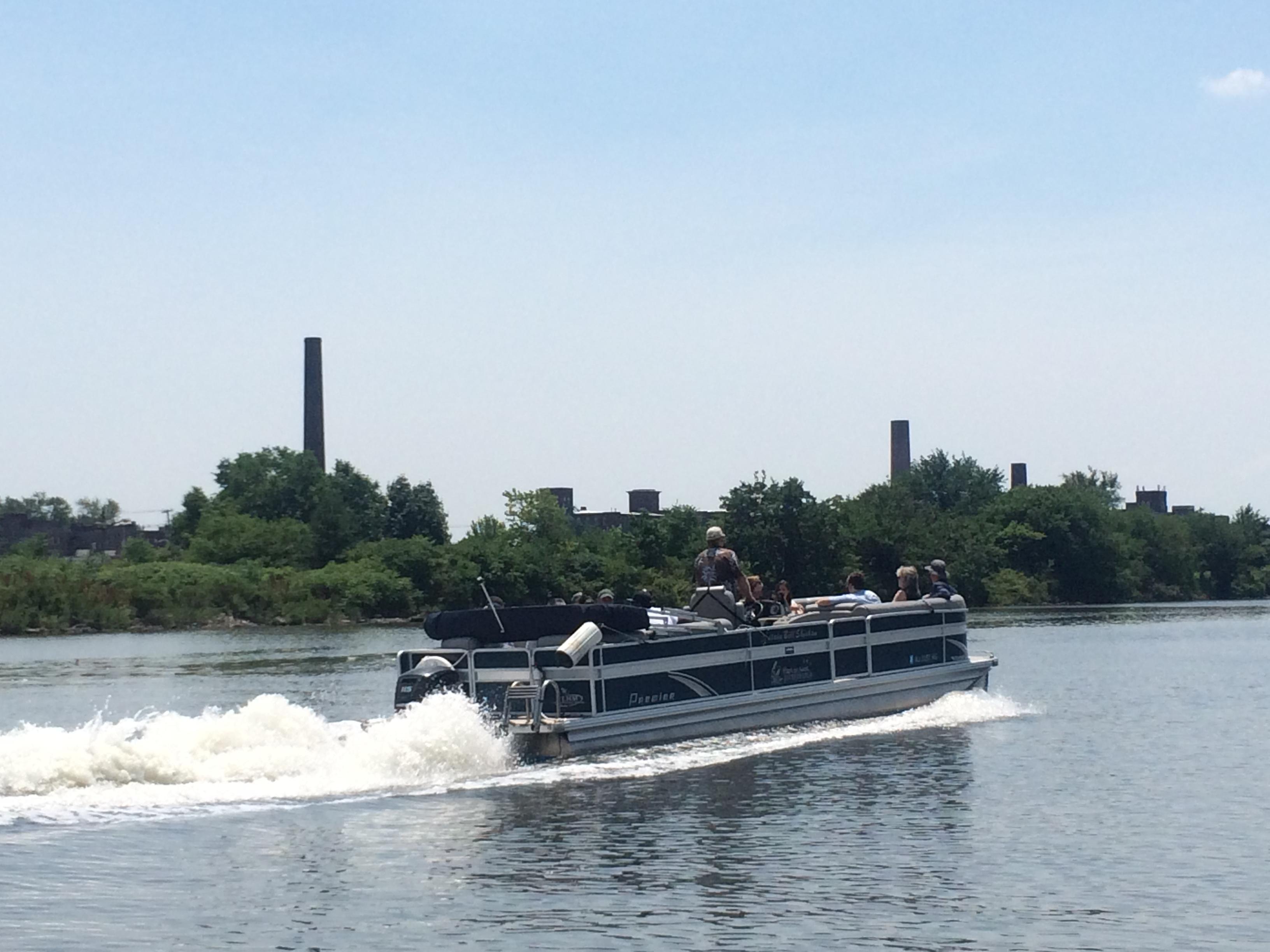 Boat Tours – Newark Riverfront Park