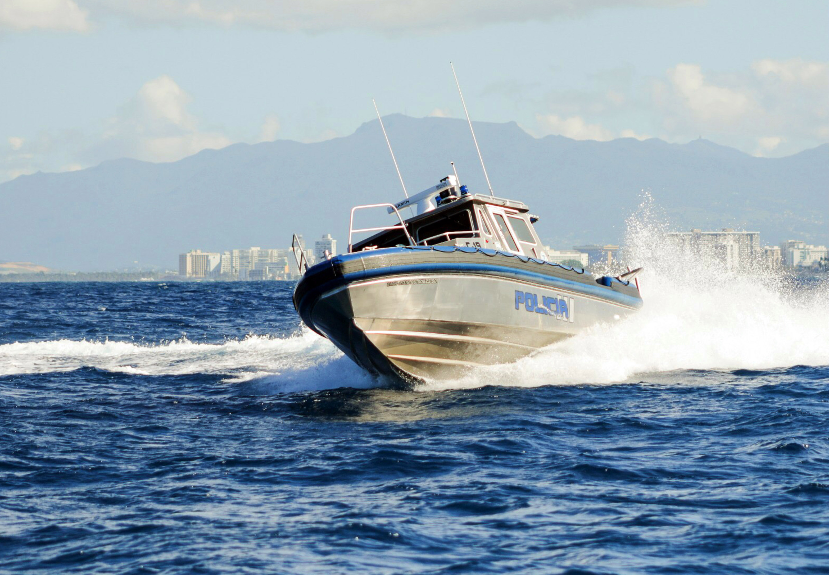 January 15, 2018: Another New Metal Shark Patrol Boat Joins the ...