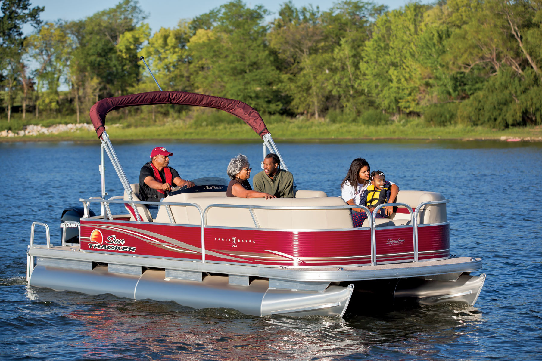Boat Rentals - Bass Pro Shops Long Creek Marina
