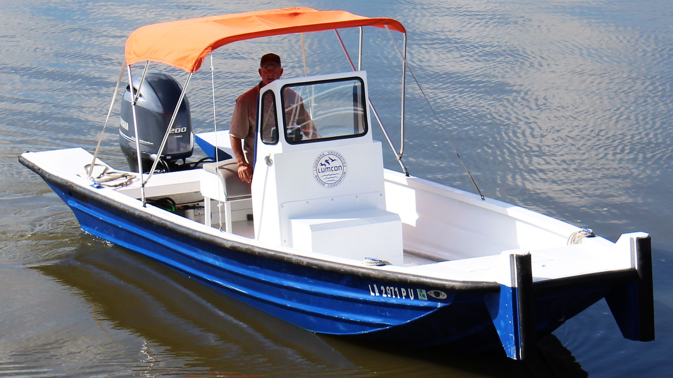 Small Boats – LUMCON Website