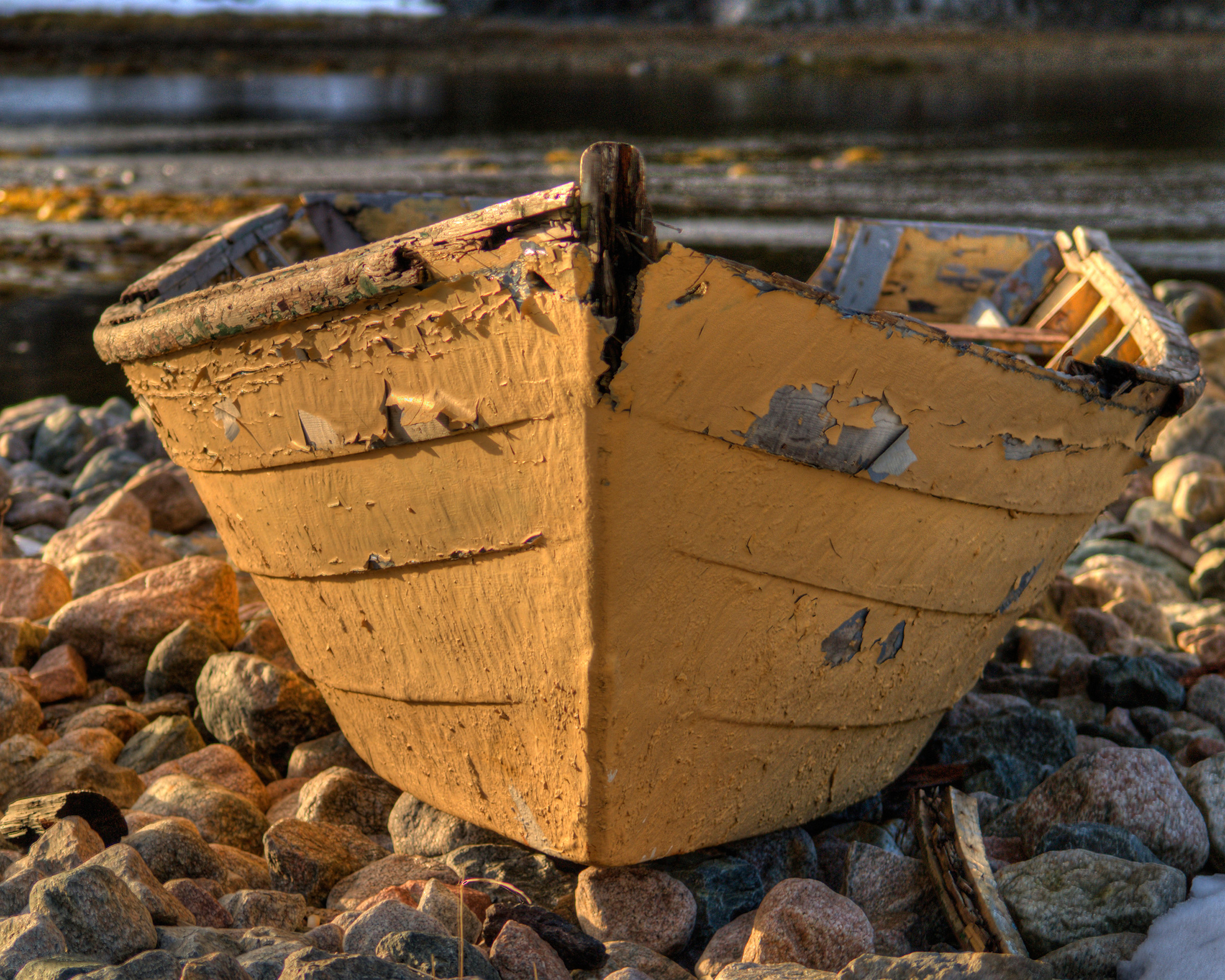 Boat, Abandoned, Travel, Seaside, Ship, HQ Photo