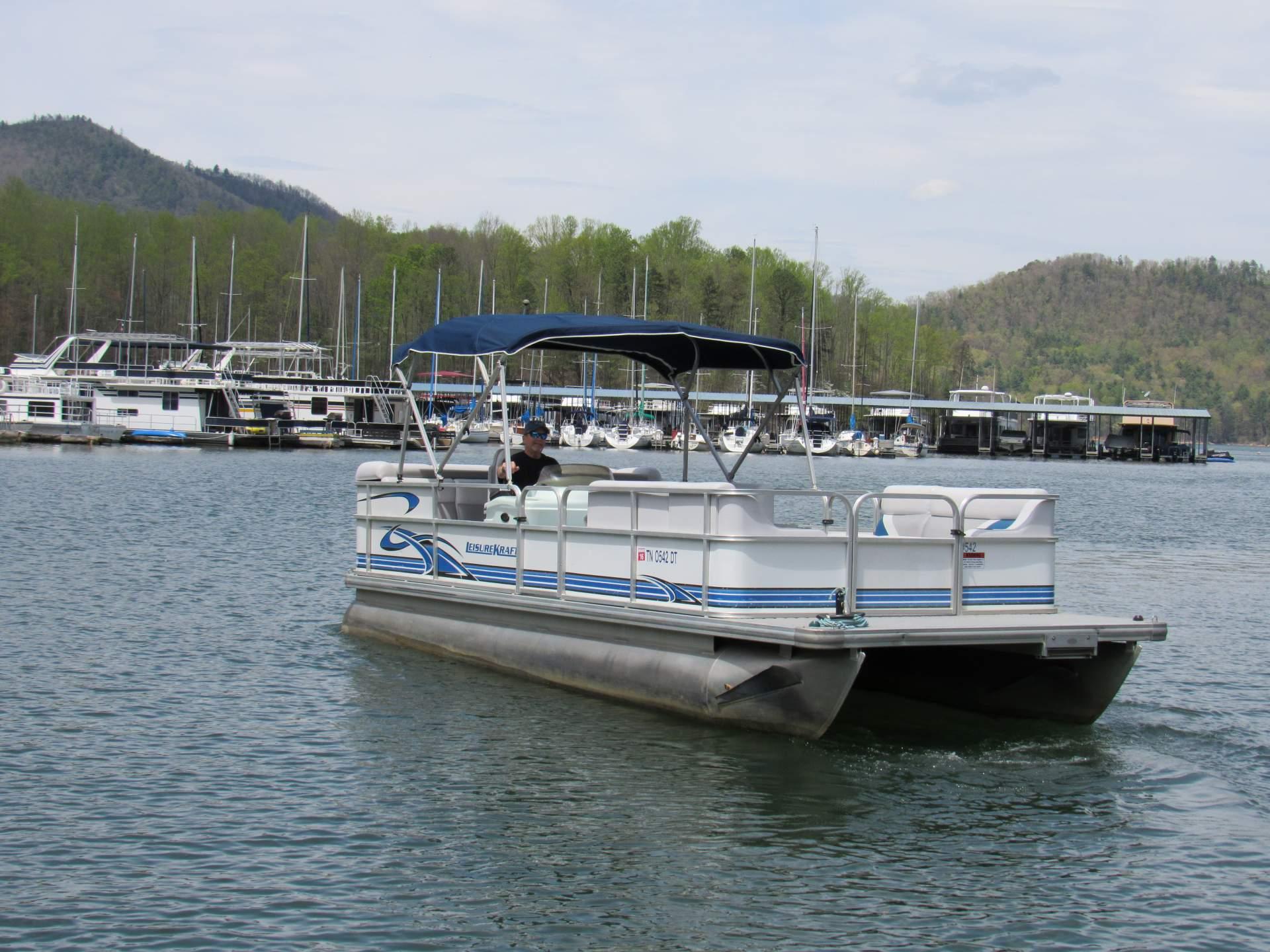 Watauga Lake Boat Rentals | Book Now