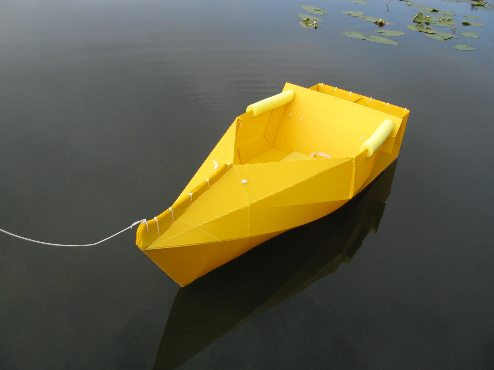 Micro Boats - Creative Ideas | Elkins DIY