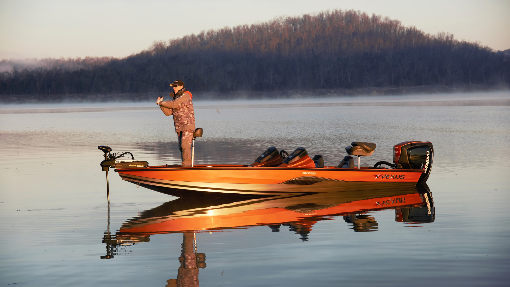 Vexus Boats | Aluminum & Fiberglass Fishing Boats