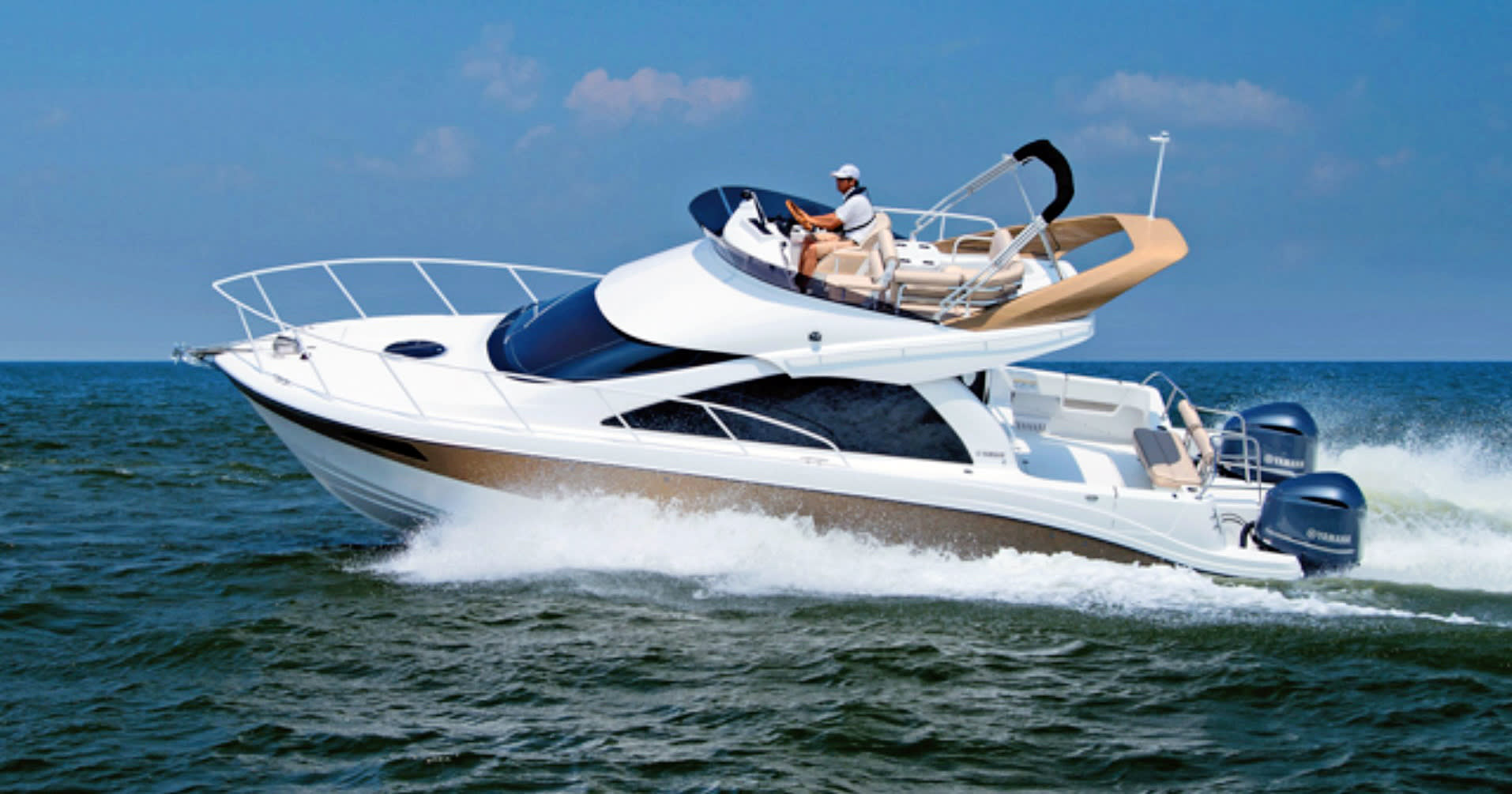 Yamaha technology leads new wave of motor boat development - Nikkei ...
