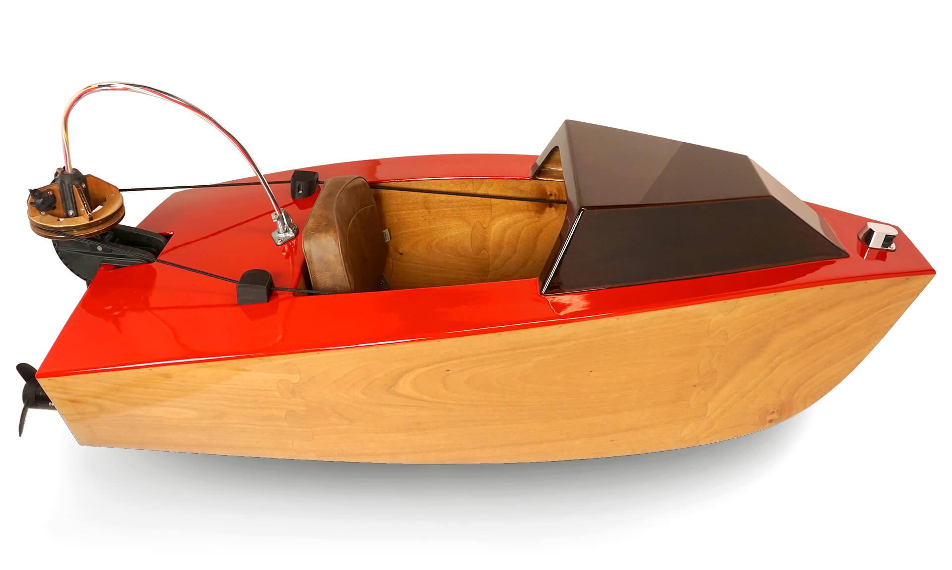 Mini Boat - Rapid Whale