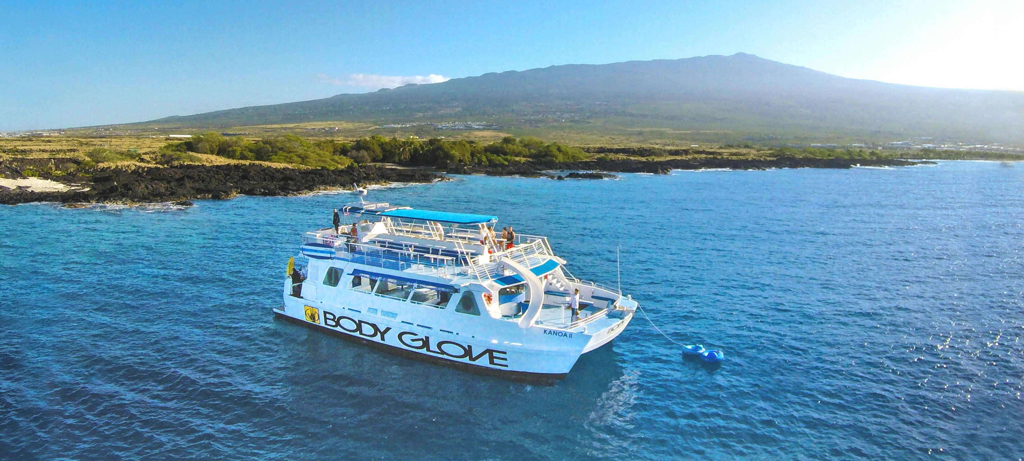 Body Glove Hawaii » Kona Whale Watching, Dinner Cruises, Snorkeling ...
