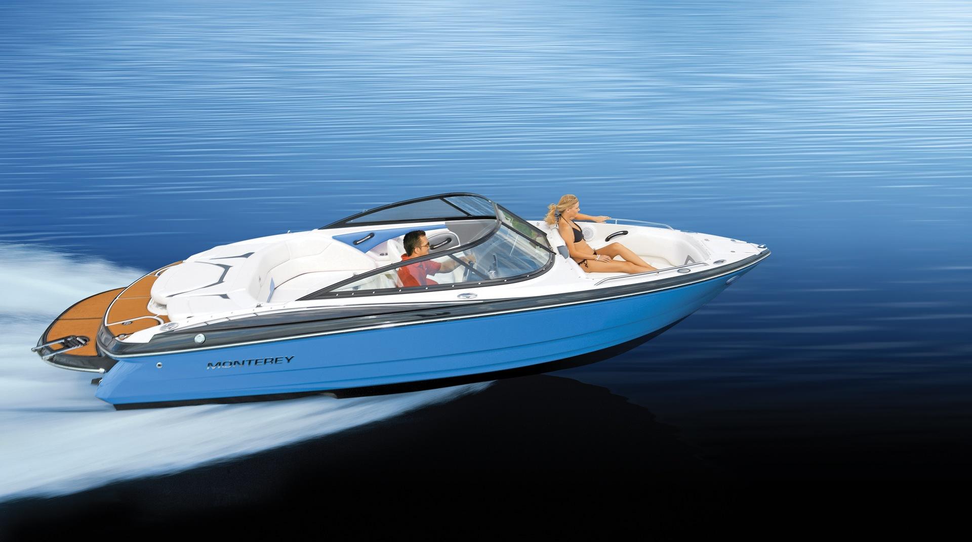Sport Boats | Monterey Boats | Sport Boats