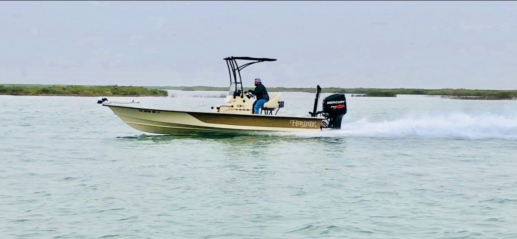 Haynie Custom Bay Boats - 25' Magnum - Gulf Coast Mariner Magazine