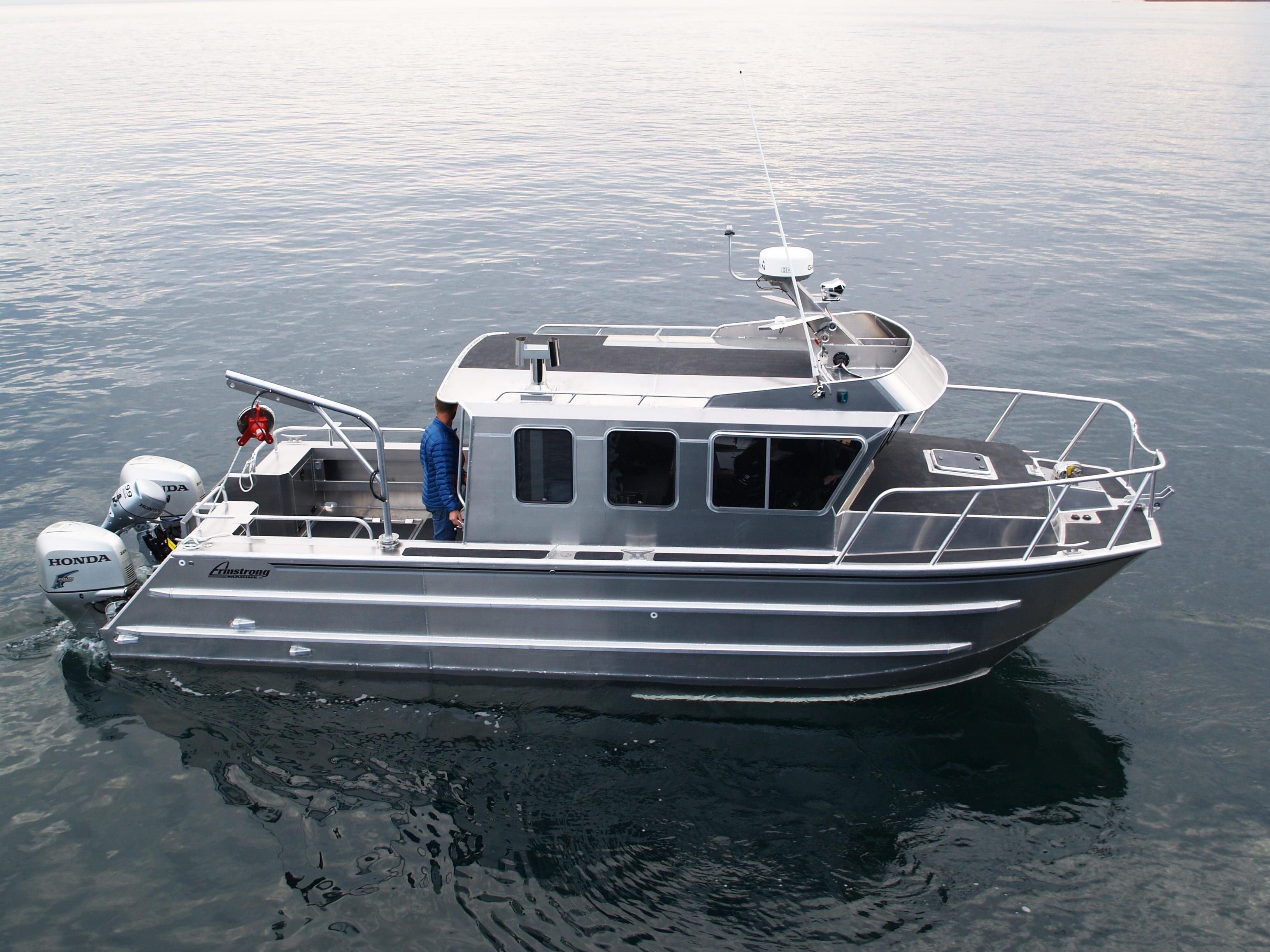 Fishing | Armstrong Marine USA Inc.