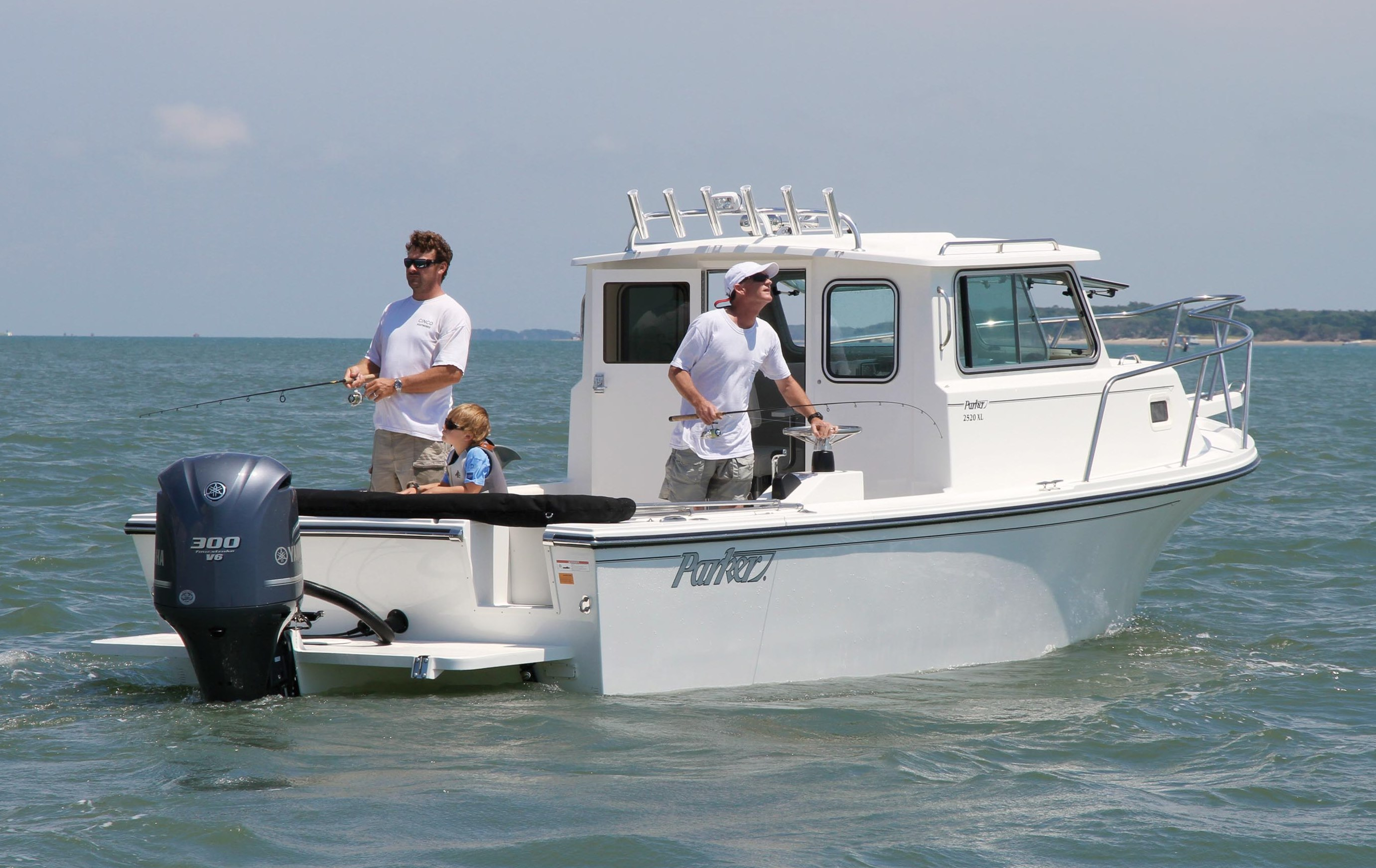 Parker Boats Brochures « Boats Incorporated