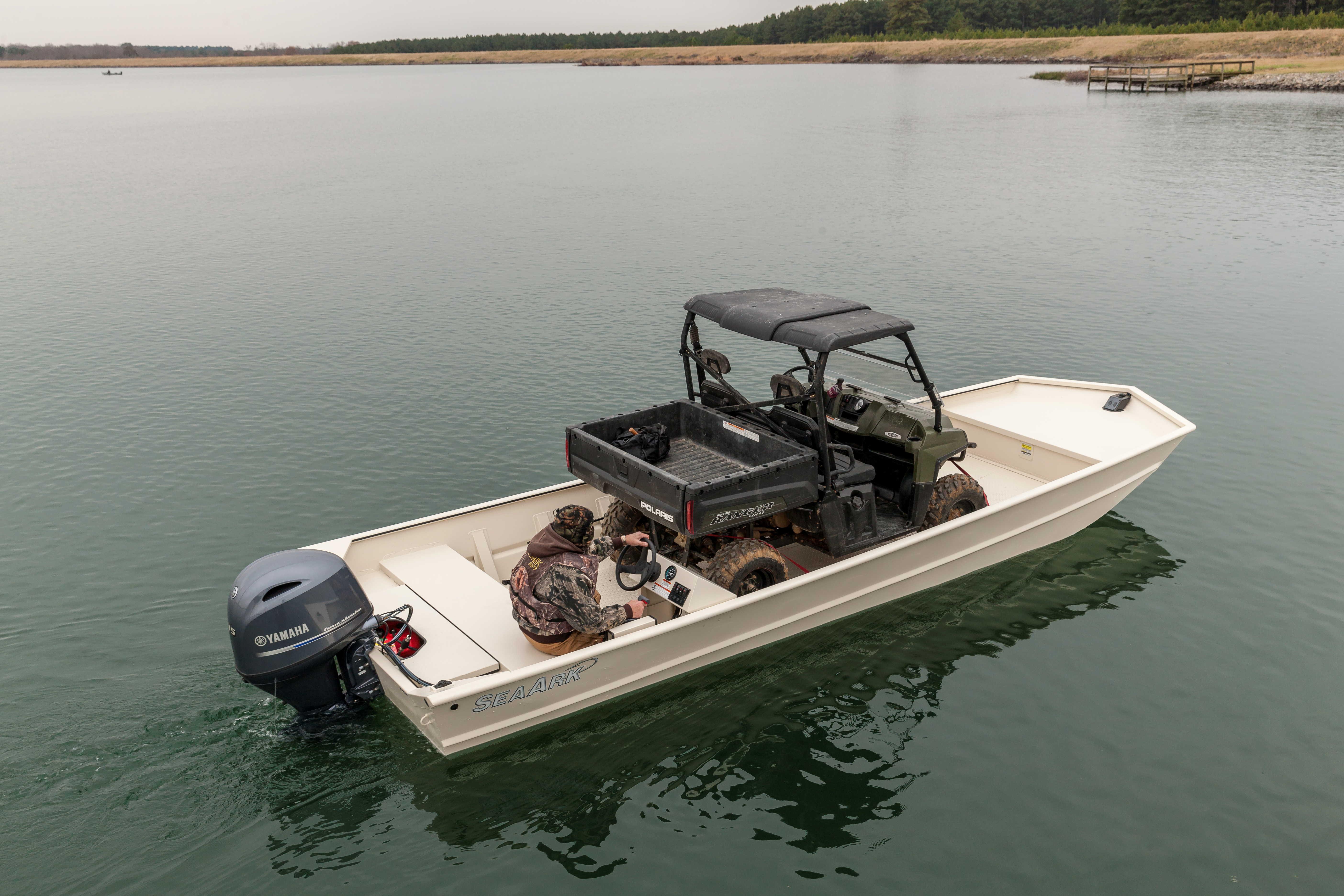 About - SeaArk Boats - Arkansas