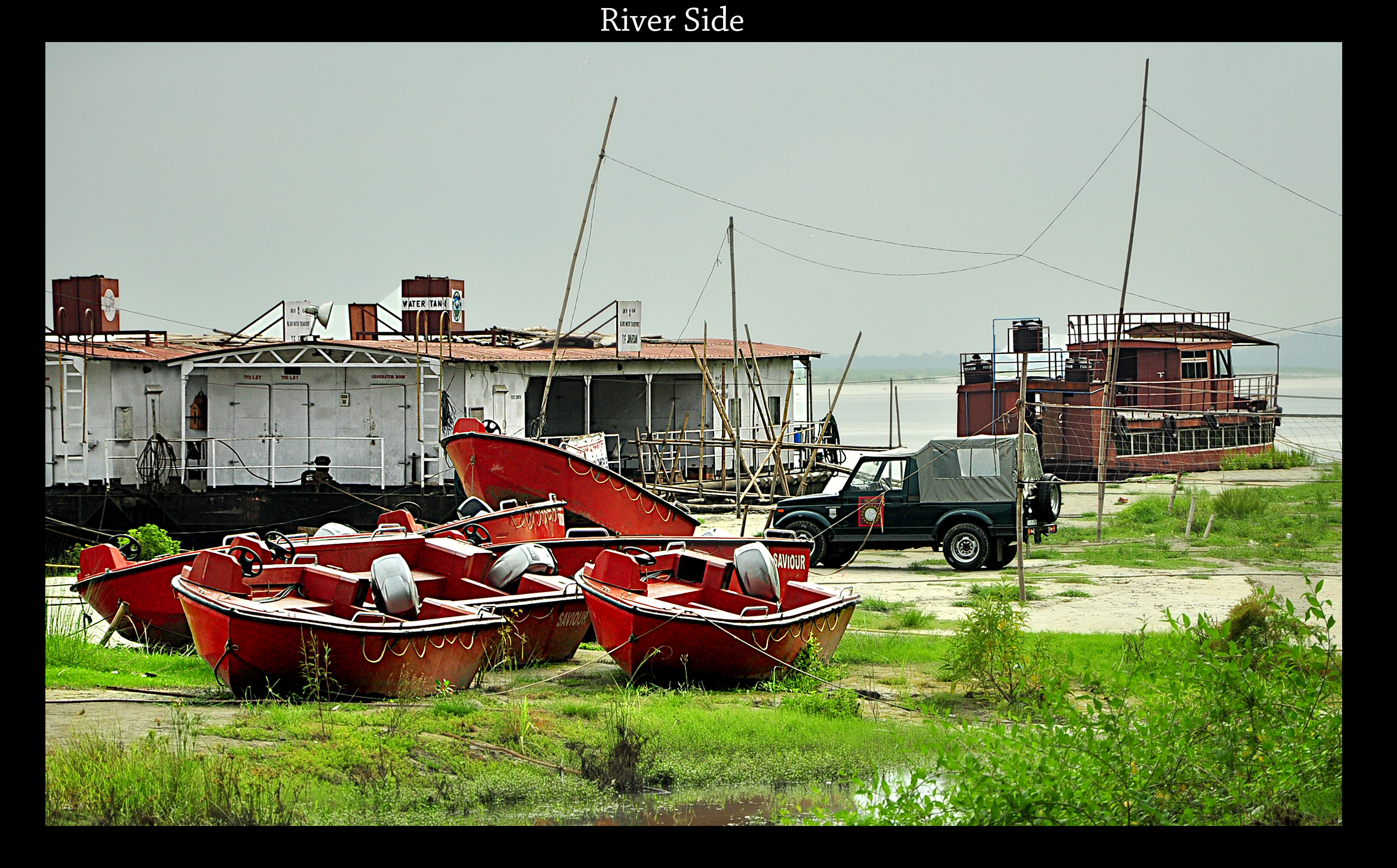 Boats, Liver, Saver, Transport, Water, HQ Photo