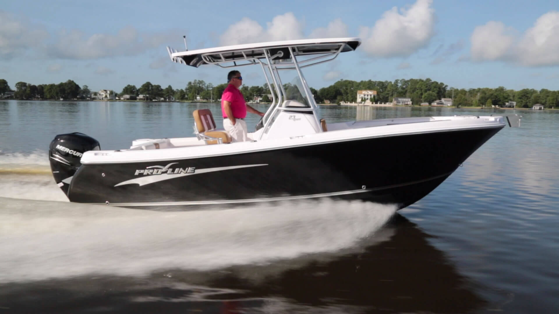Pro-Line Boats | Manufacturer of Quality Pleasure & Fishing Boats | USA