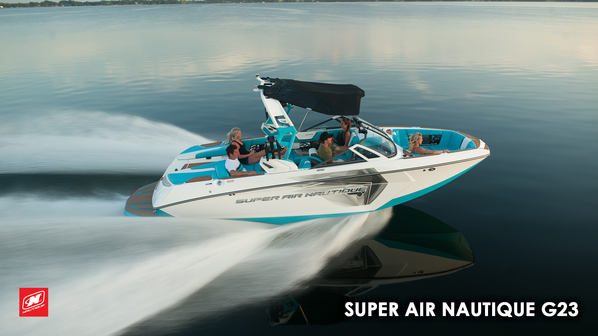 Nautique Wake Boats, Ski Boats, Water Skiing, Wake Surfing and ...