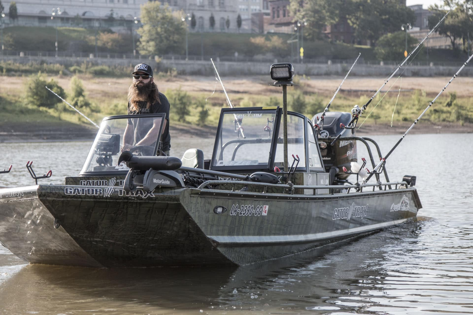 Gator Trax Boats Fleet backed by a Lifetime Warranty - Gator Trax Boats