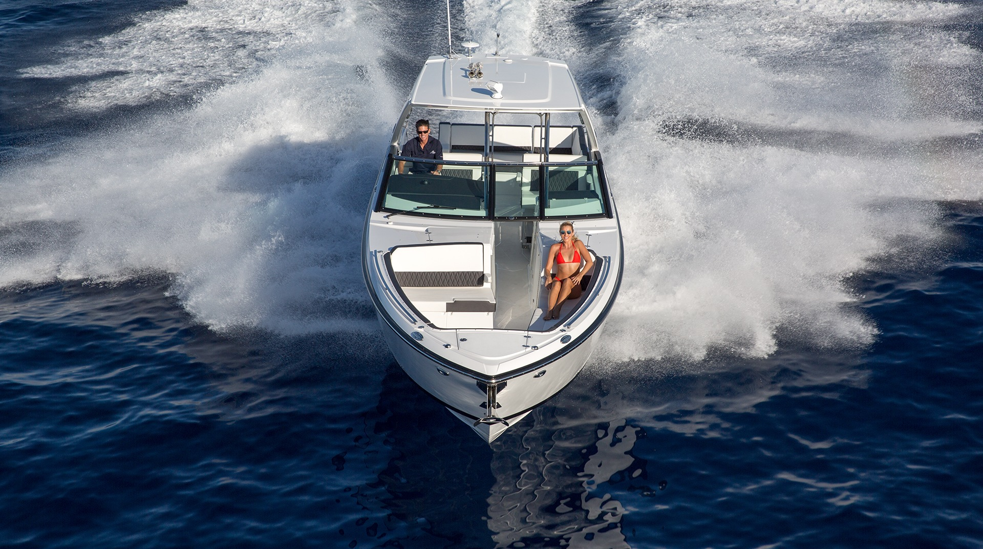Power Boats | SuperSports | Monterey Boats
