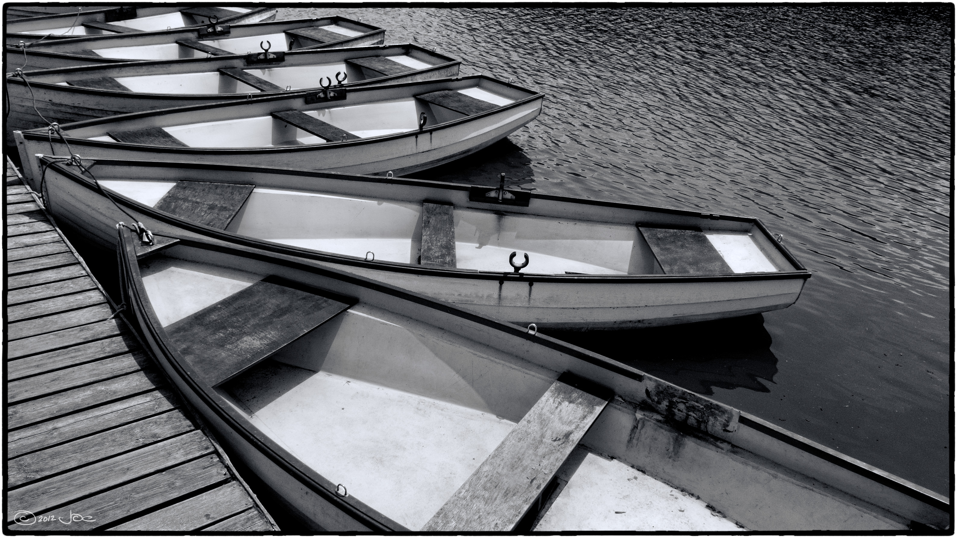Boats for hire, Versailles, Black, Boat, Boats, Diagonal, HQ Photo