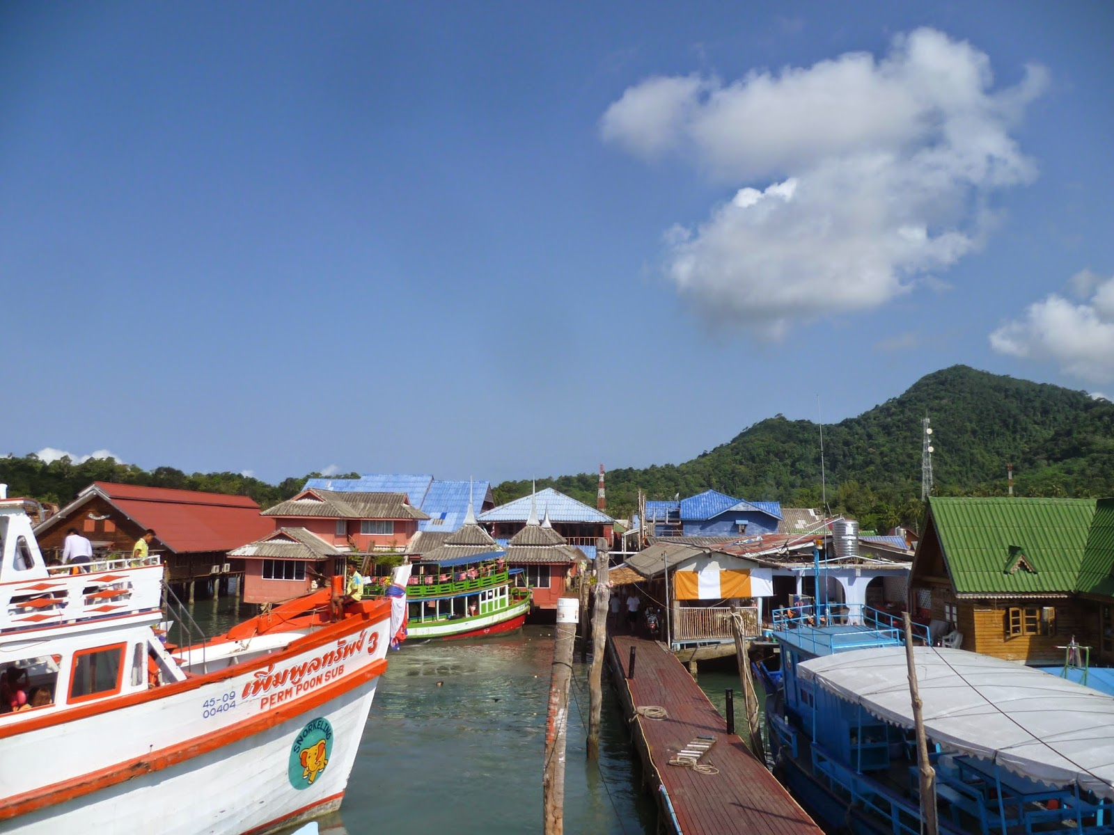 T h a i T h a i: Bang Bao Pier